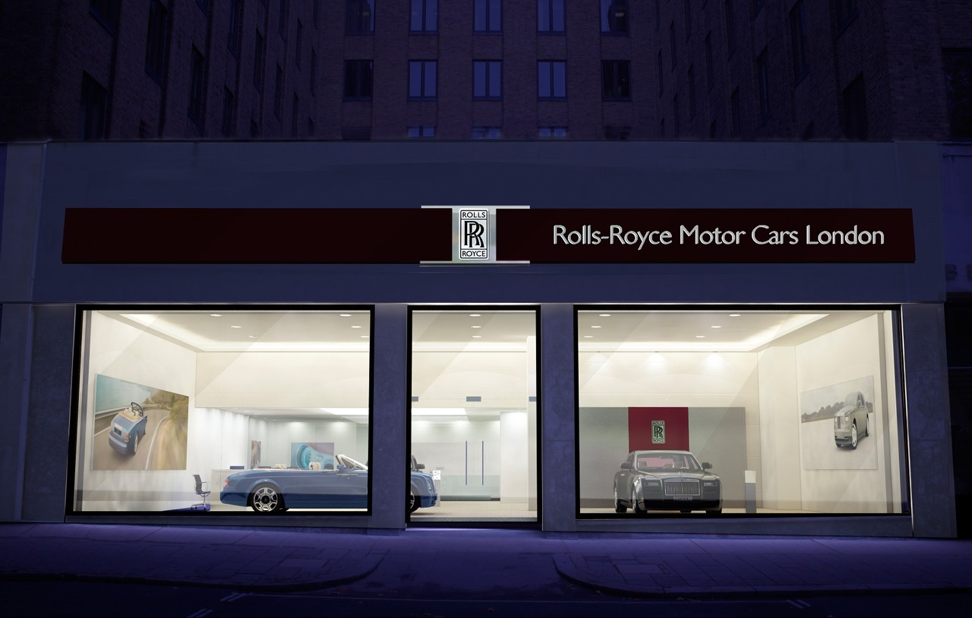 Rolls-Royce London
