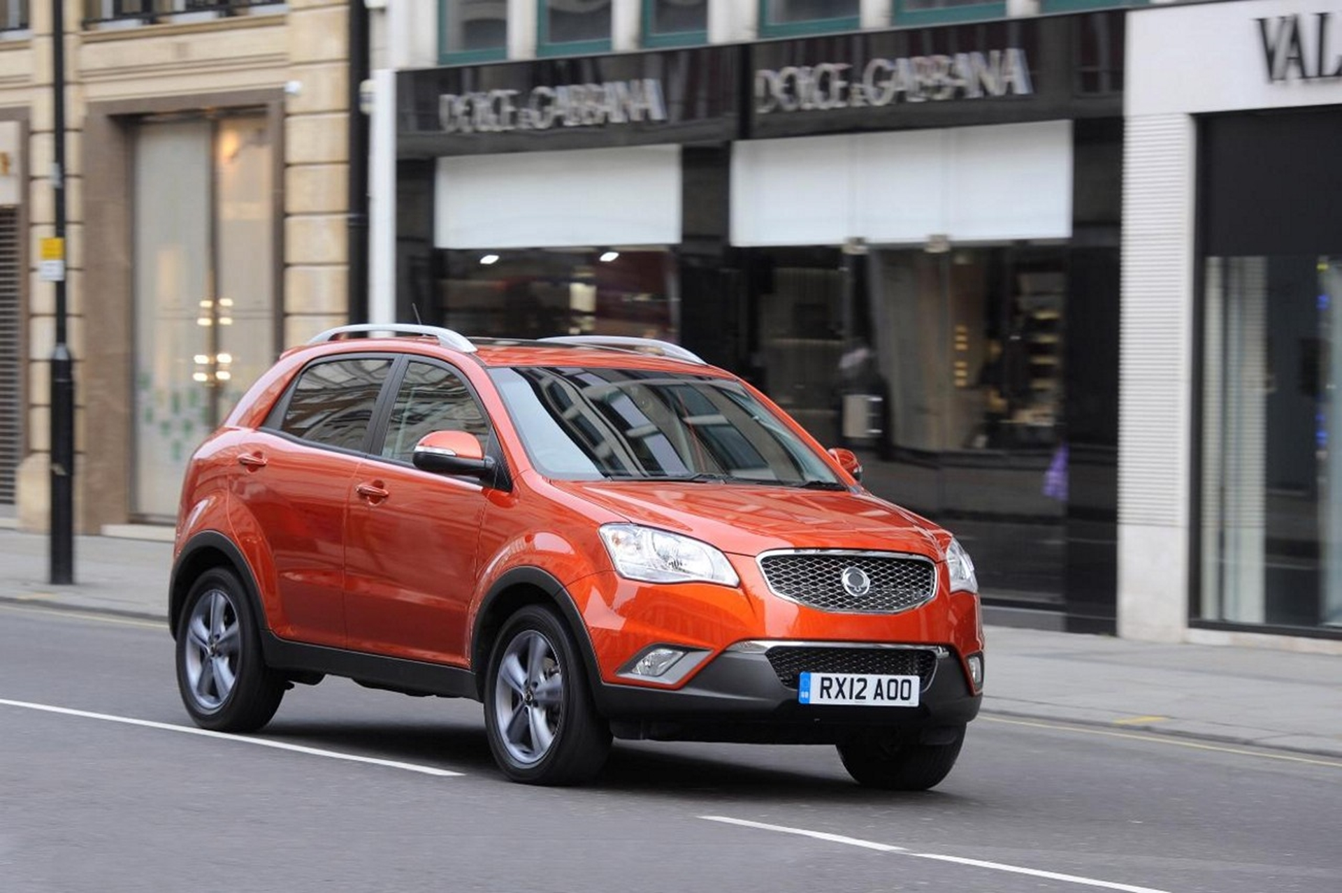 SsangYong London