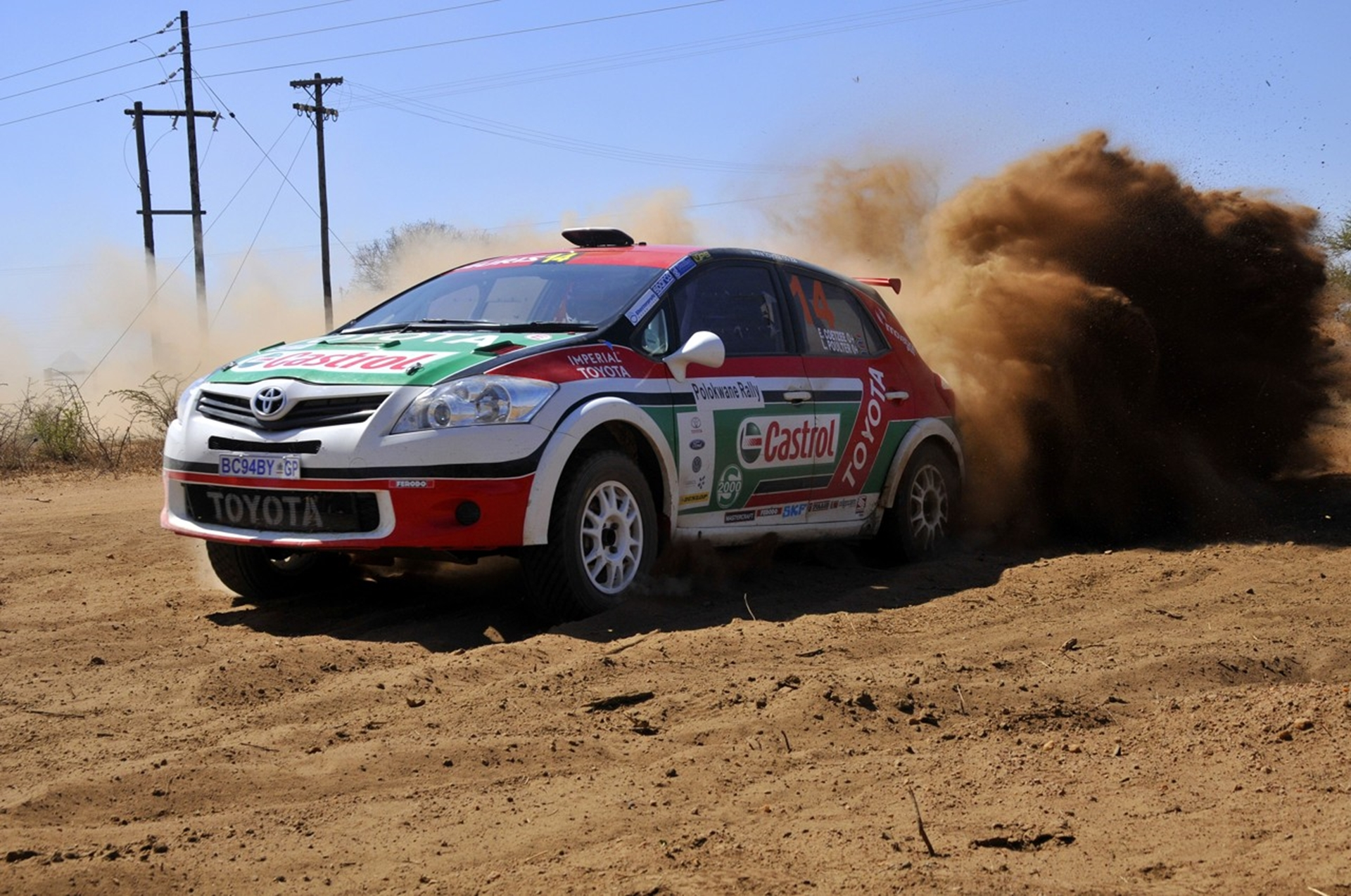 Toyota South Africa Racing