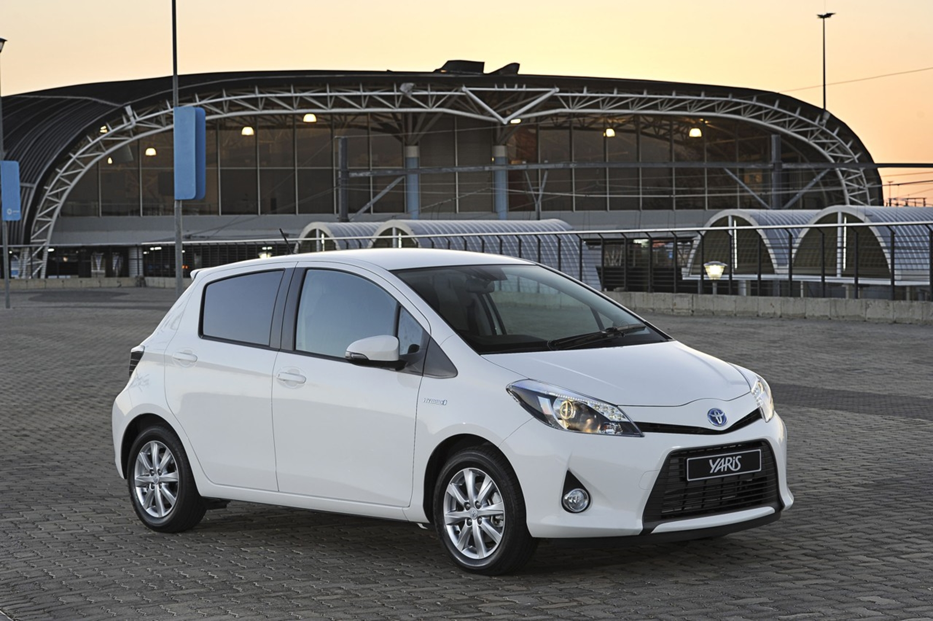 Toyota Yaris Car Of the year