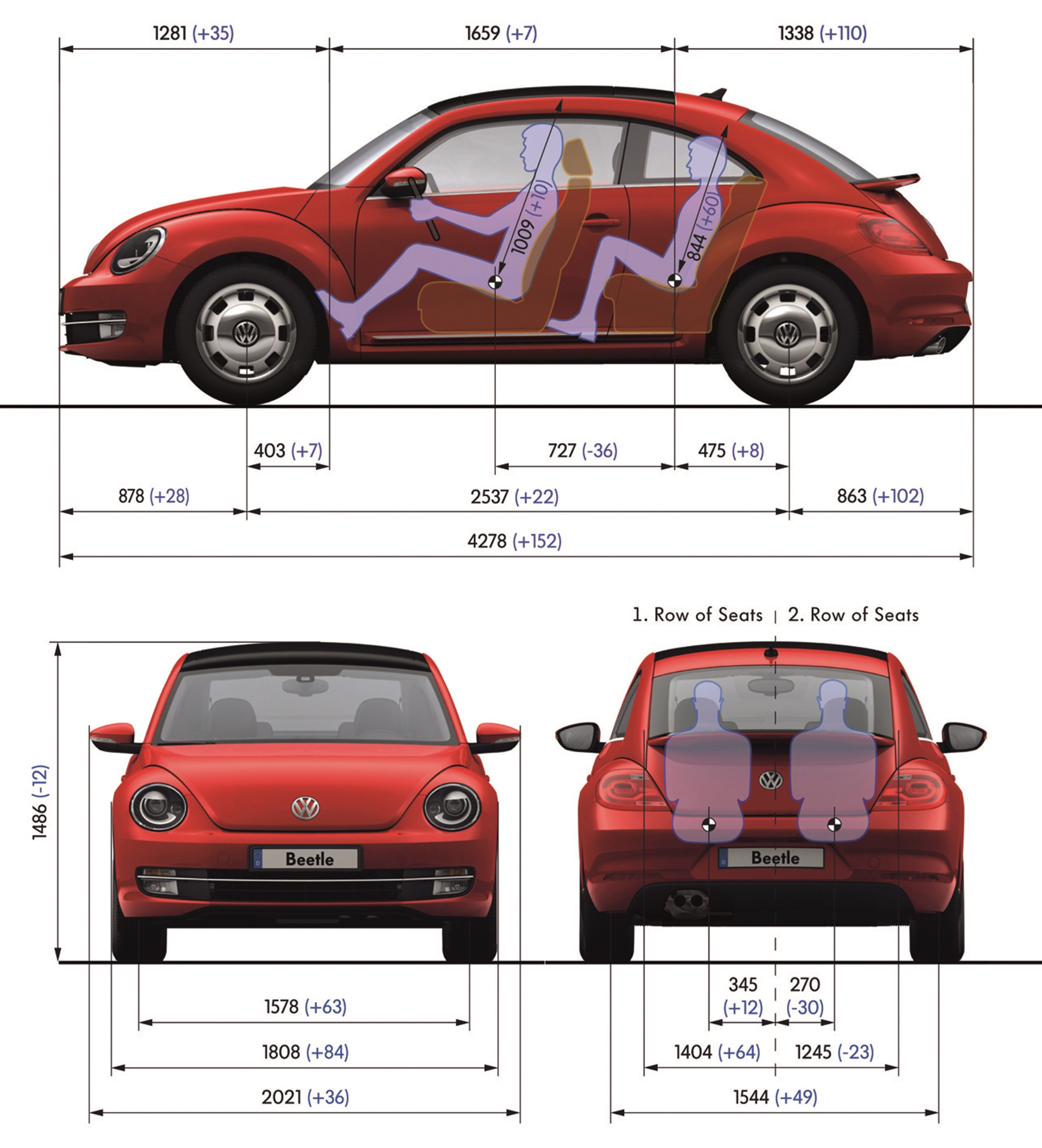 Volkswagen Beetle Technical