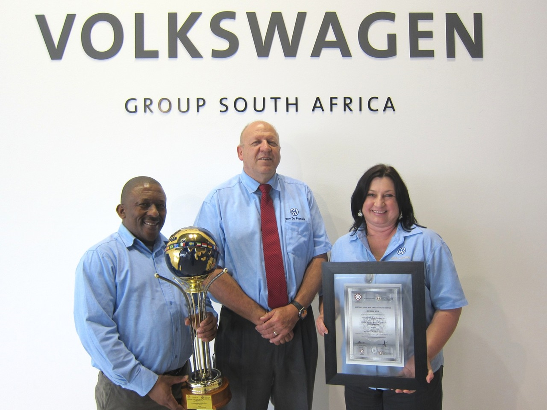 Volkswagen Group South Africa