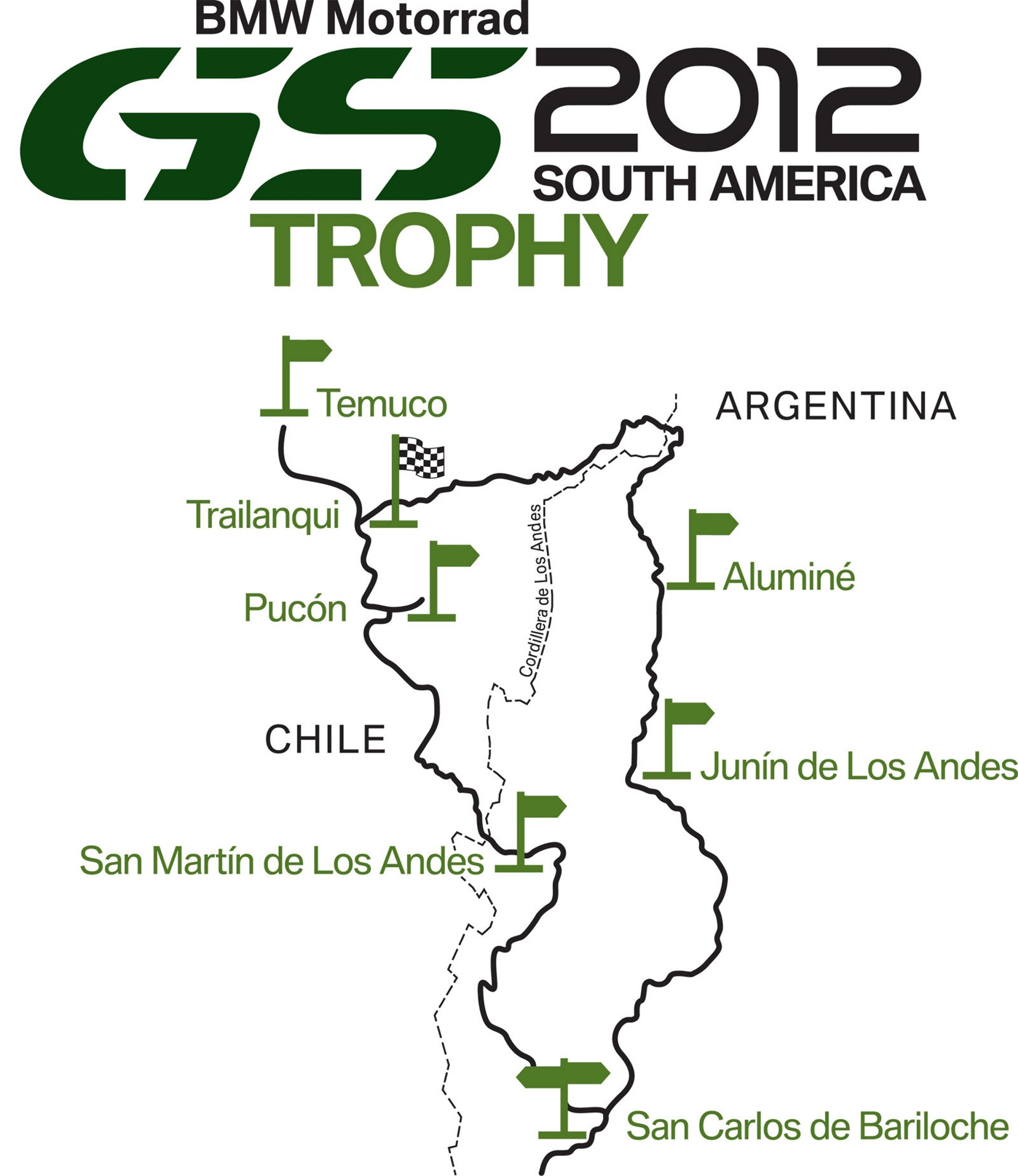 BMW Motorrad GS Trophy South America