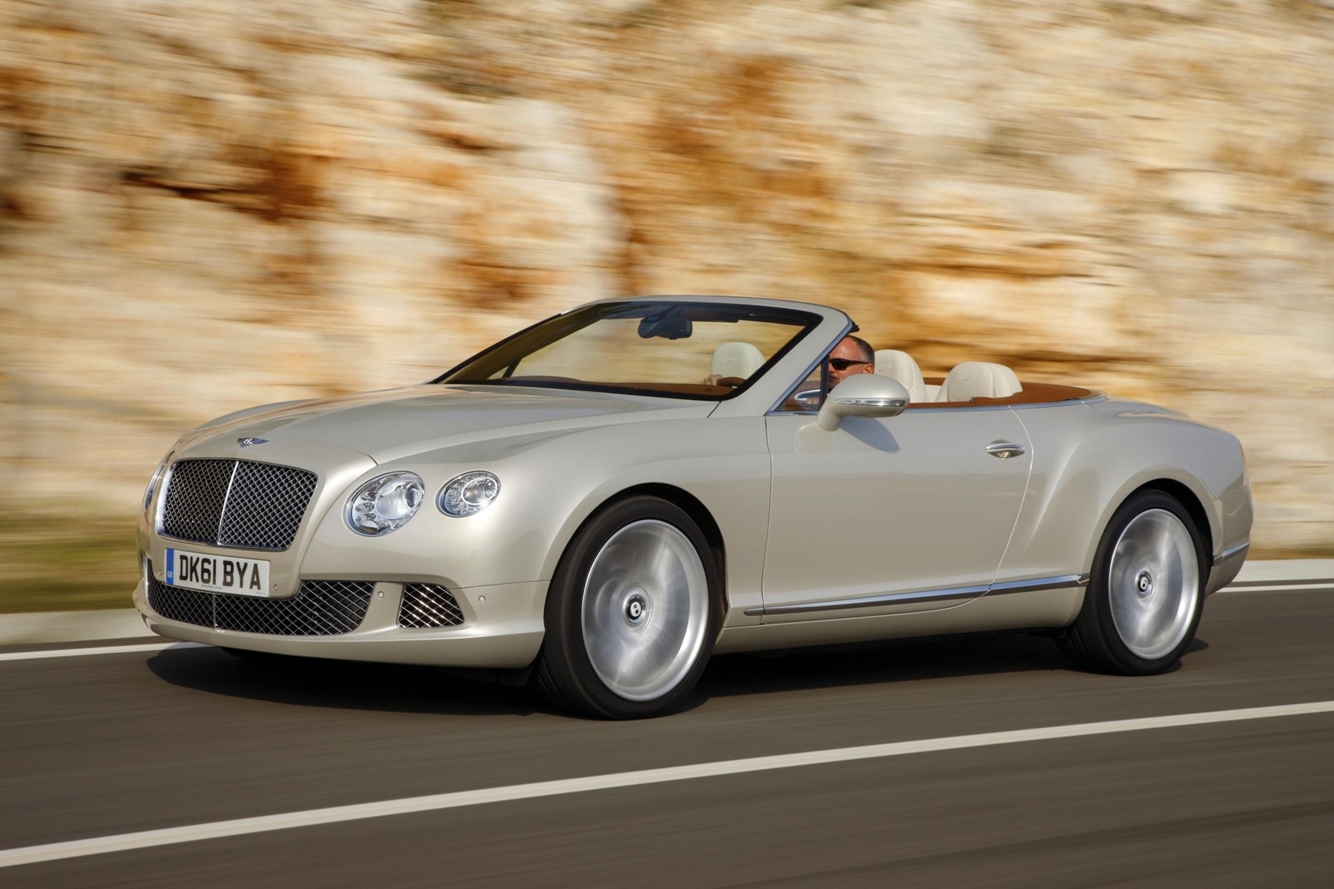 Bentley Continental Awards