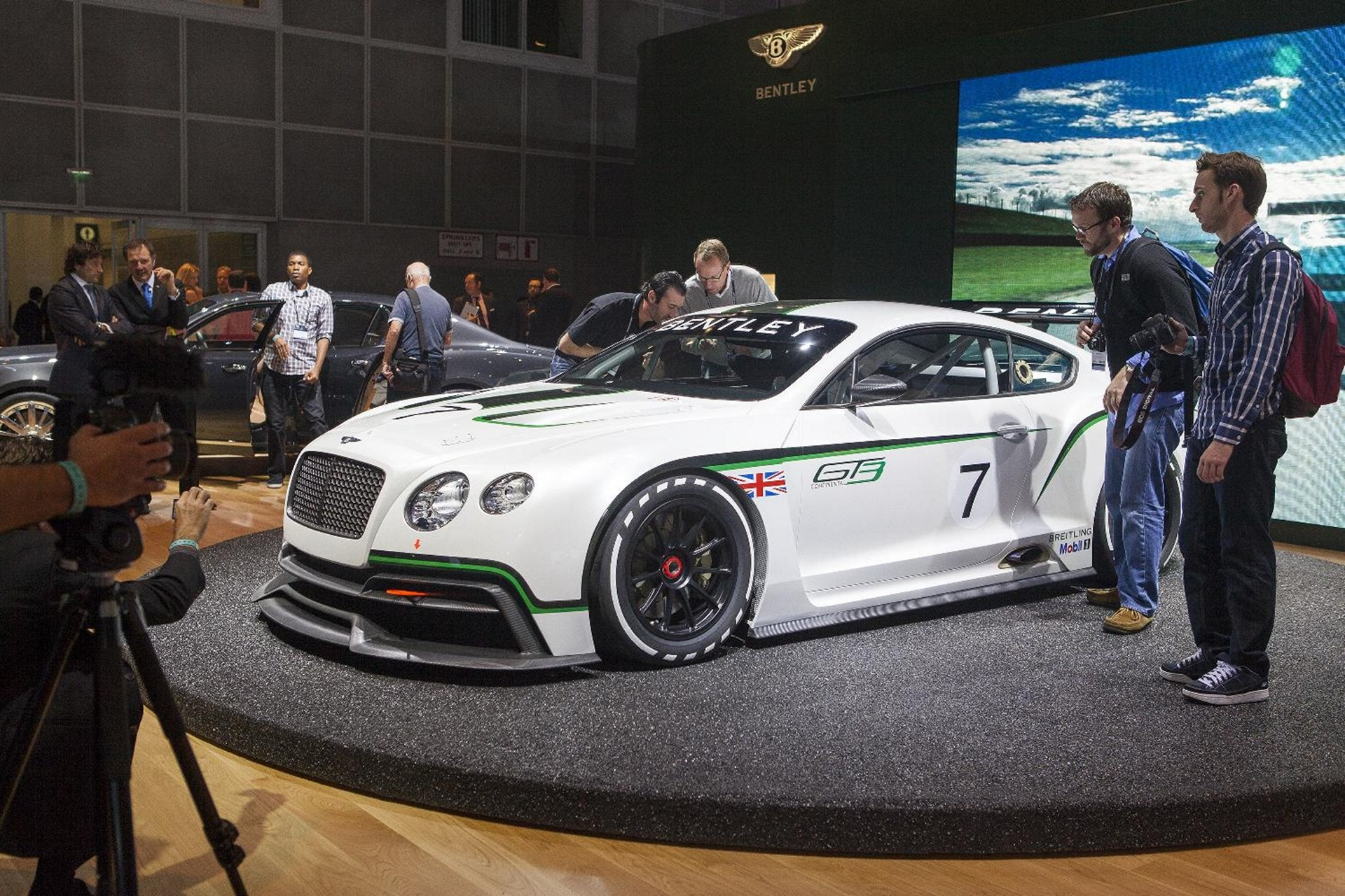 Bentley LA Motorshow