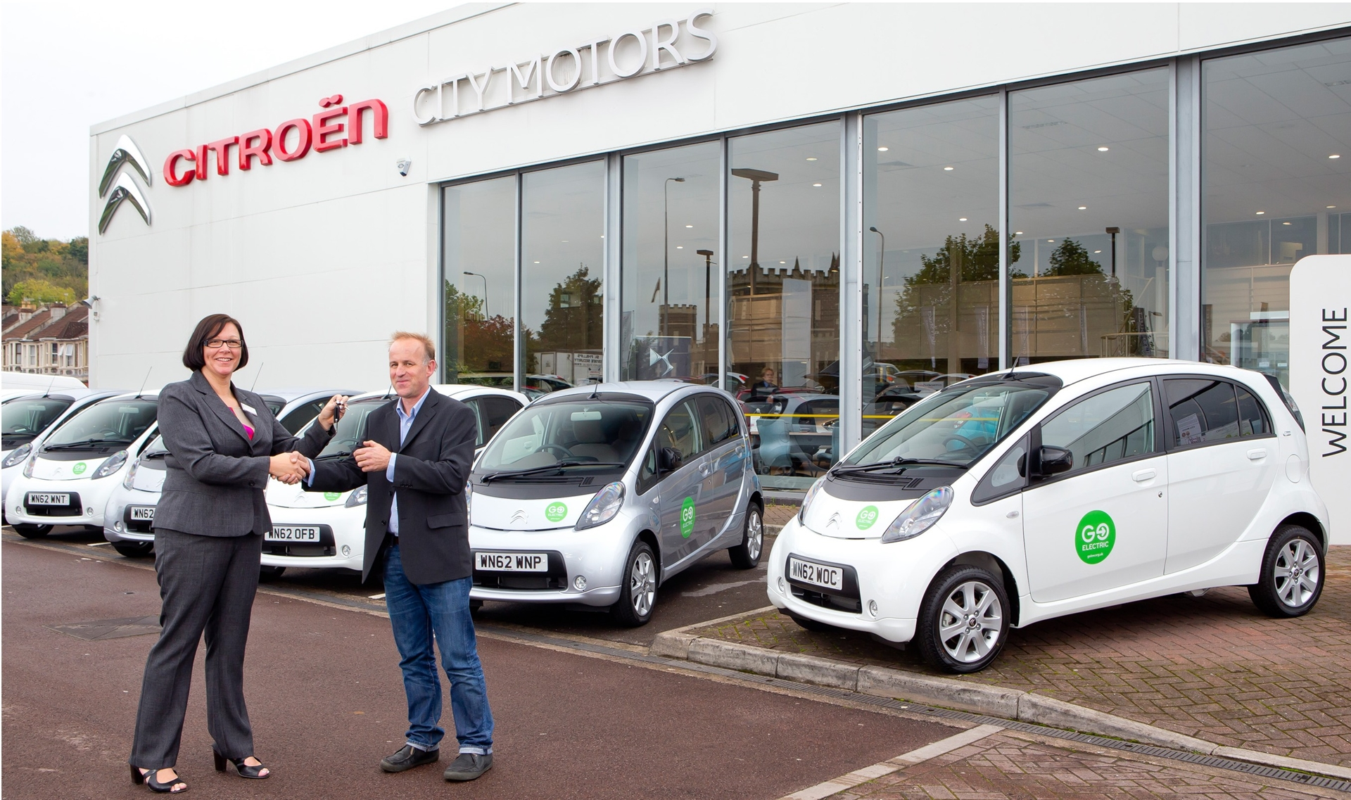 Citroen city motors