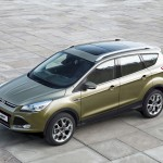 Ford South Africa Confirm Kuga for SA