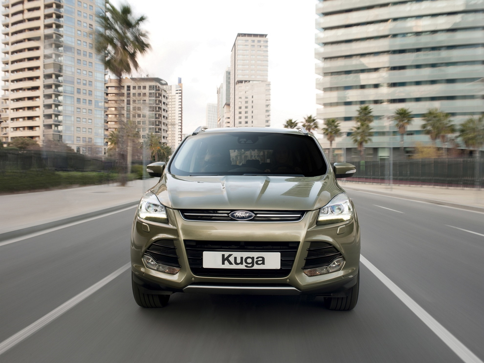 Ford Kuga South-Africa