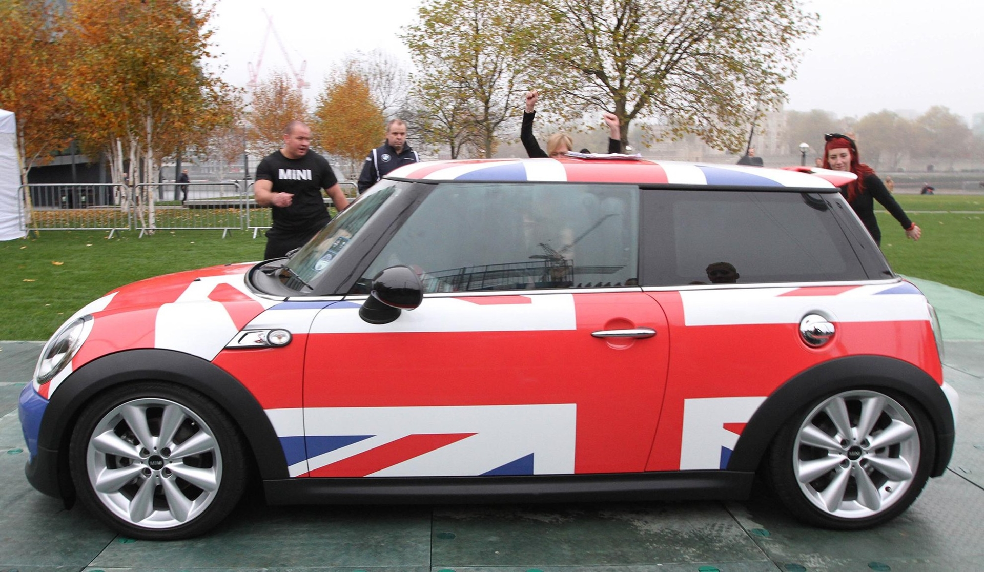 Guiness World Record Mini