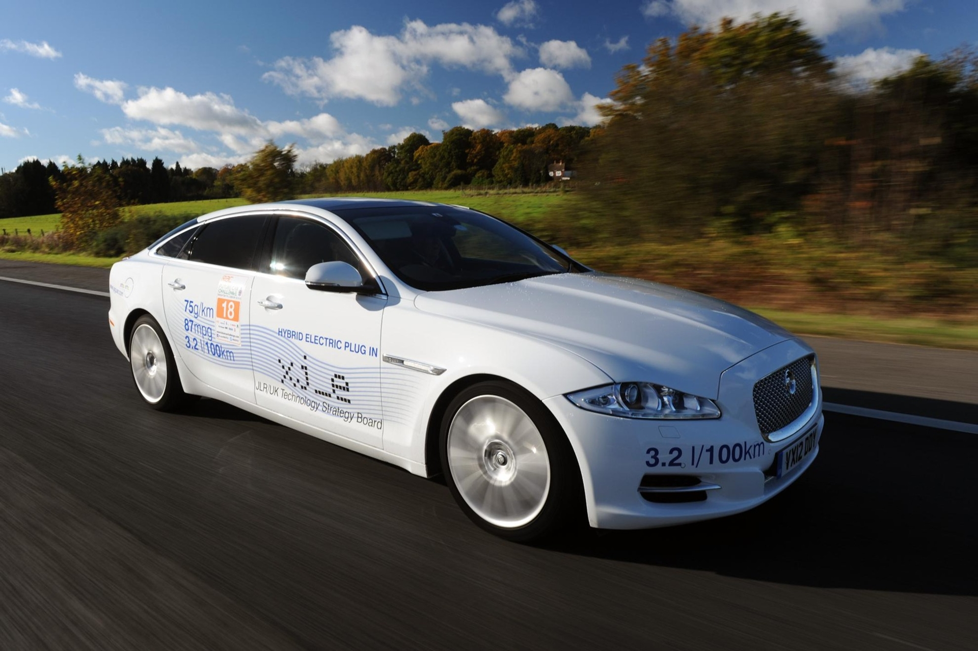 Jaguar XJ Future Car