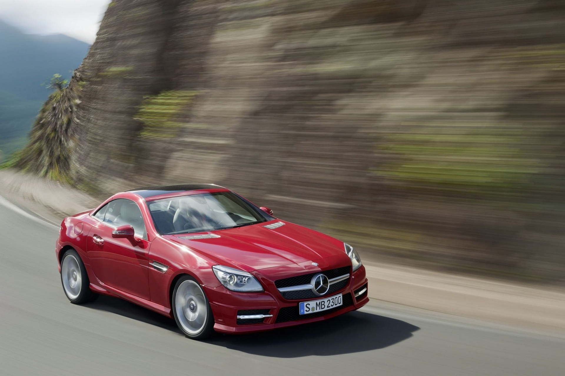 Mercedes-Benz Awards SLK