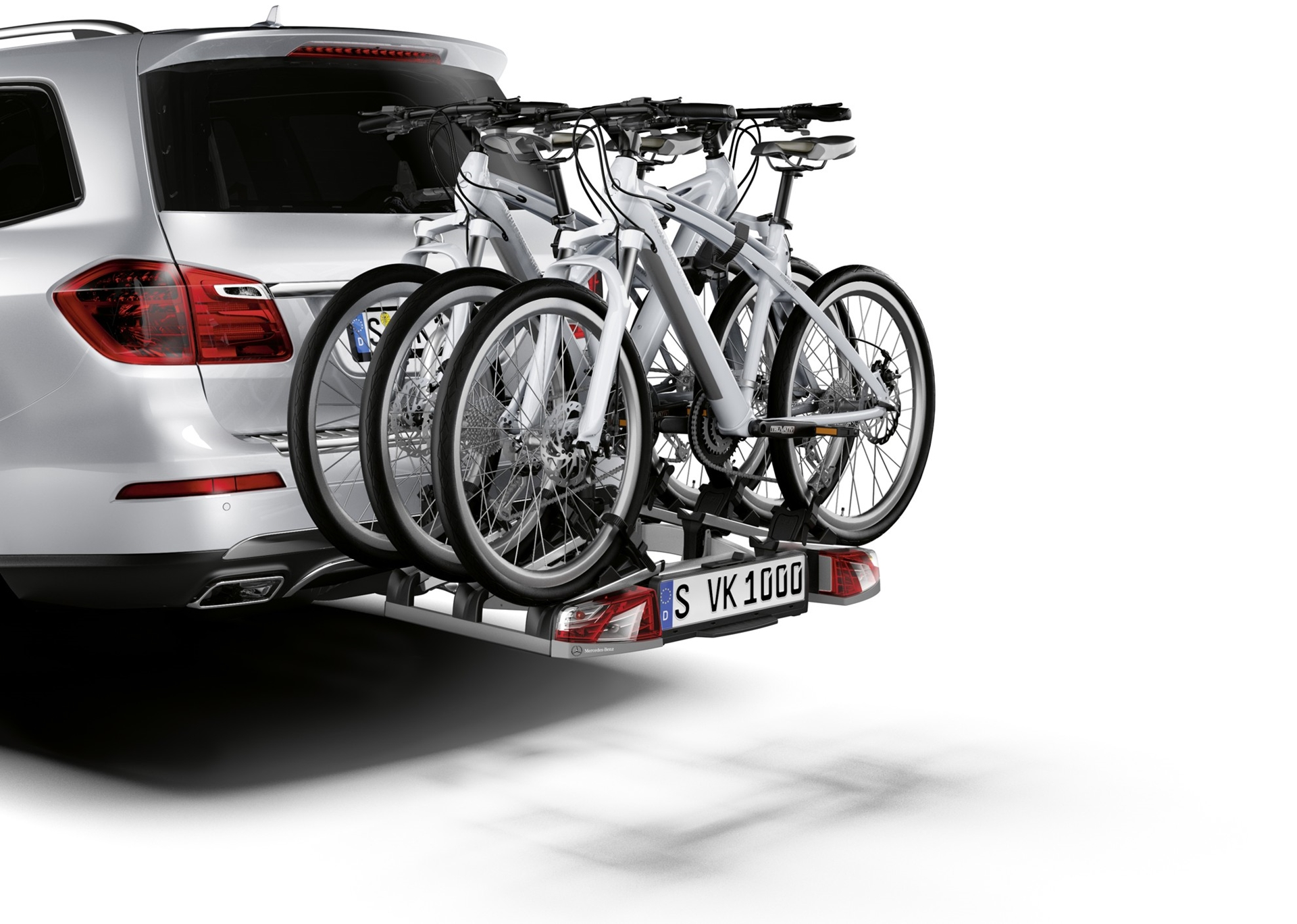 Genuine accessories for the new mercedes benz gl class for Mercedes benz original accessories