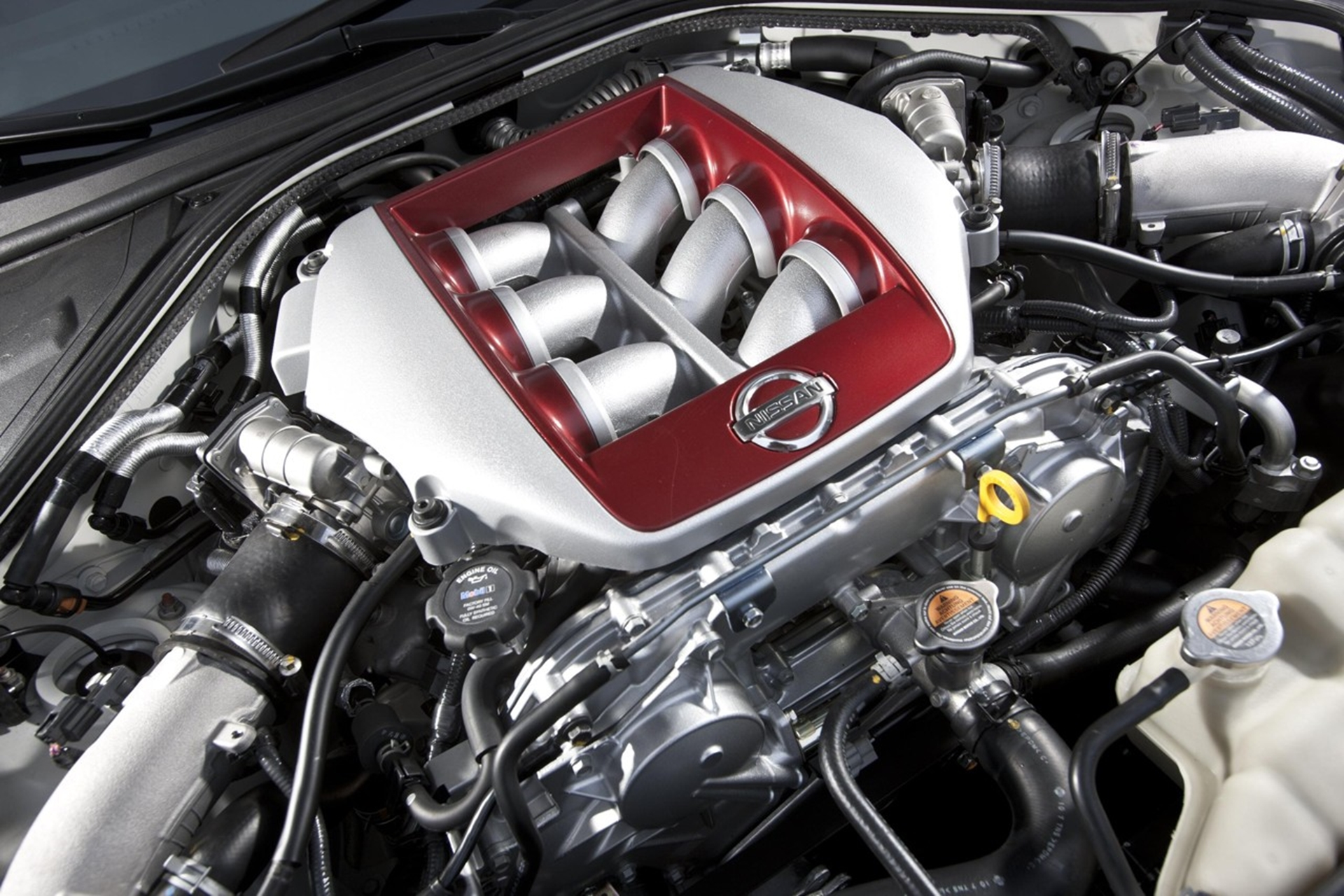 Nissan GT-R Engine
