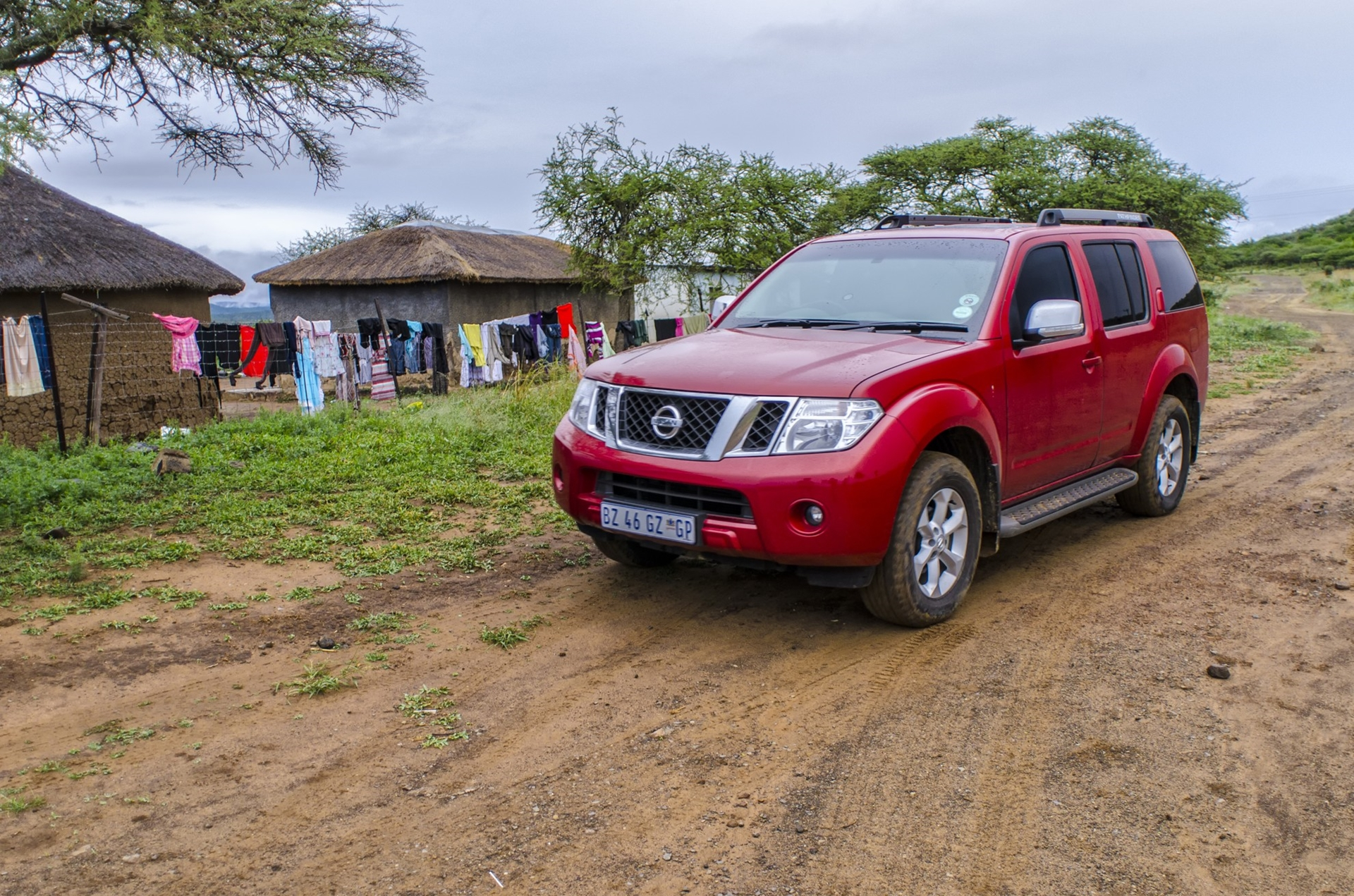 Nissan Pathfinder South Africa