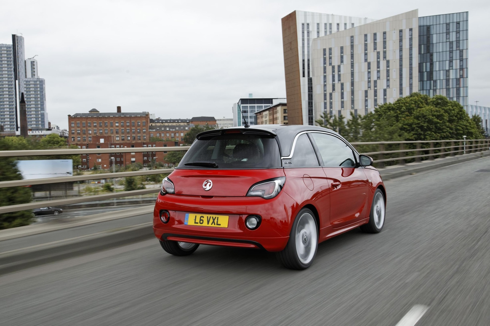 Vauxhall Adam City