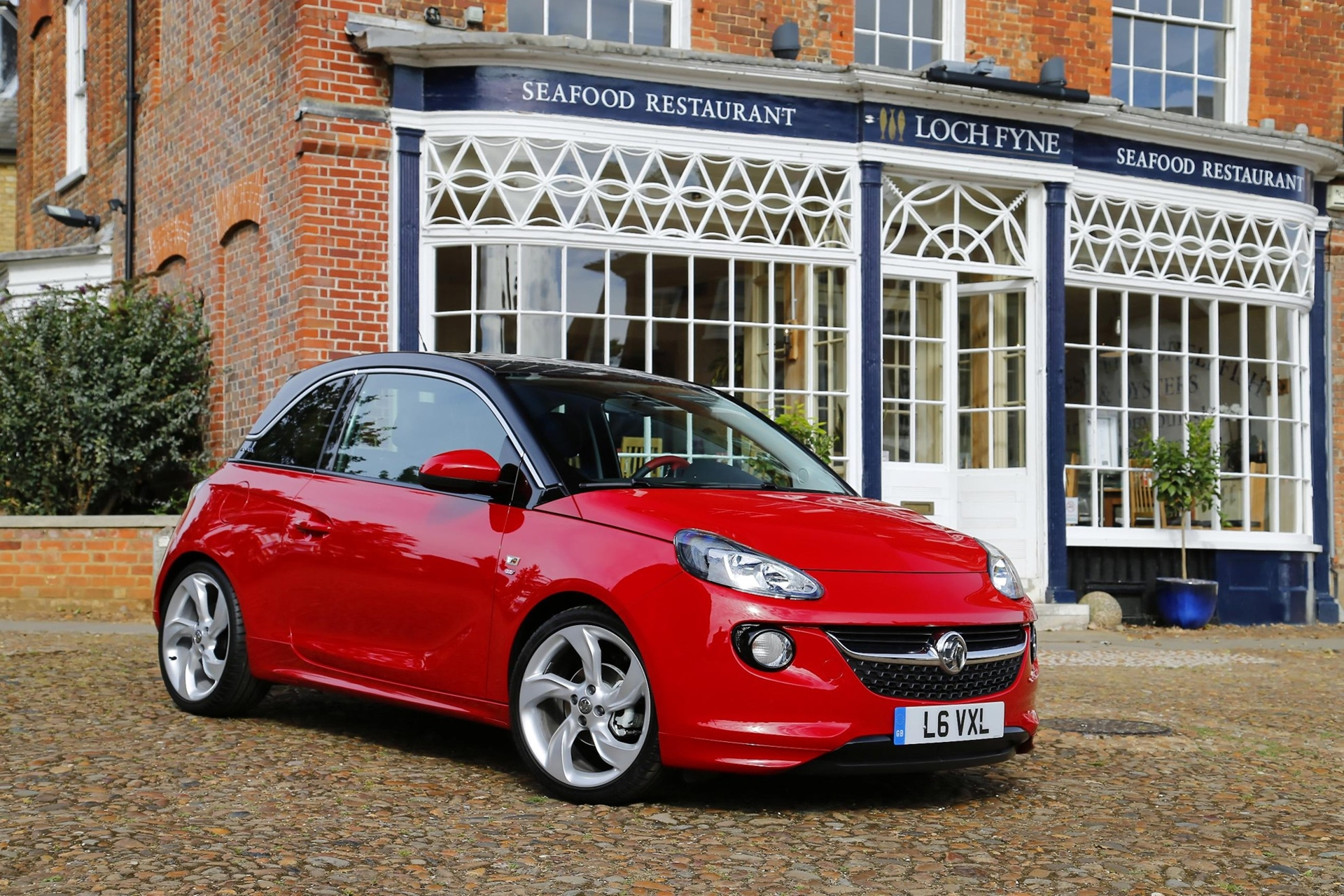 Vauxhall Adam New 2012