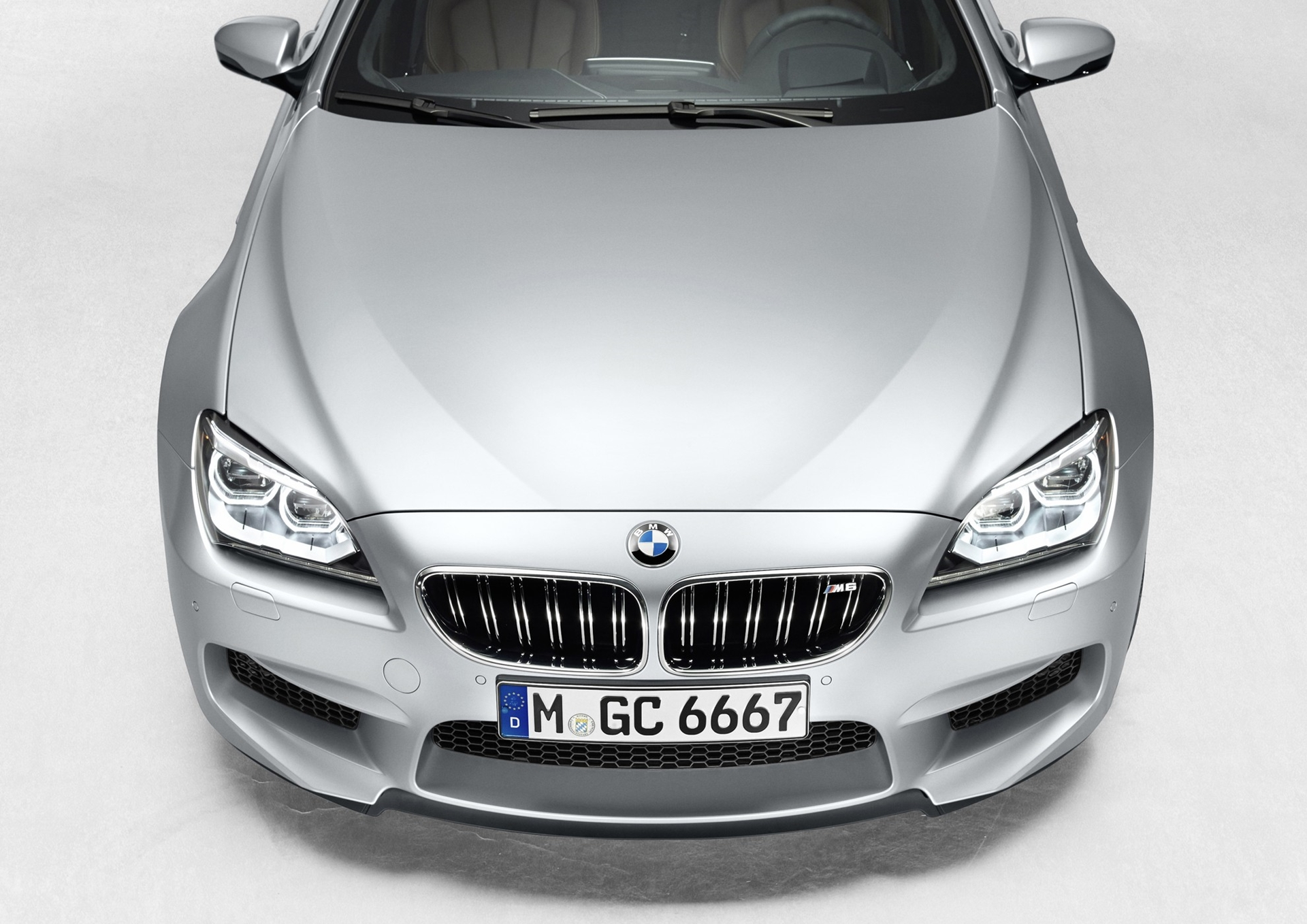 BMW M6 Gran Coupe 2013 New