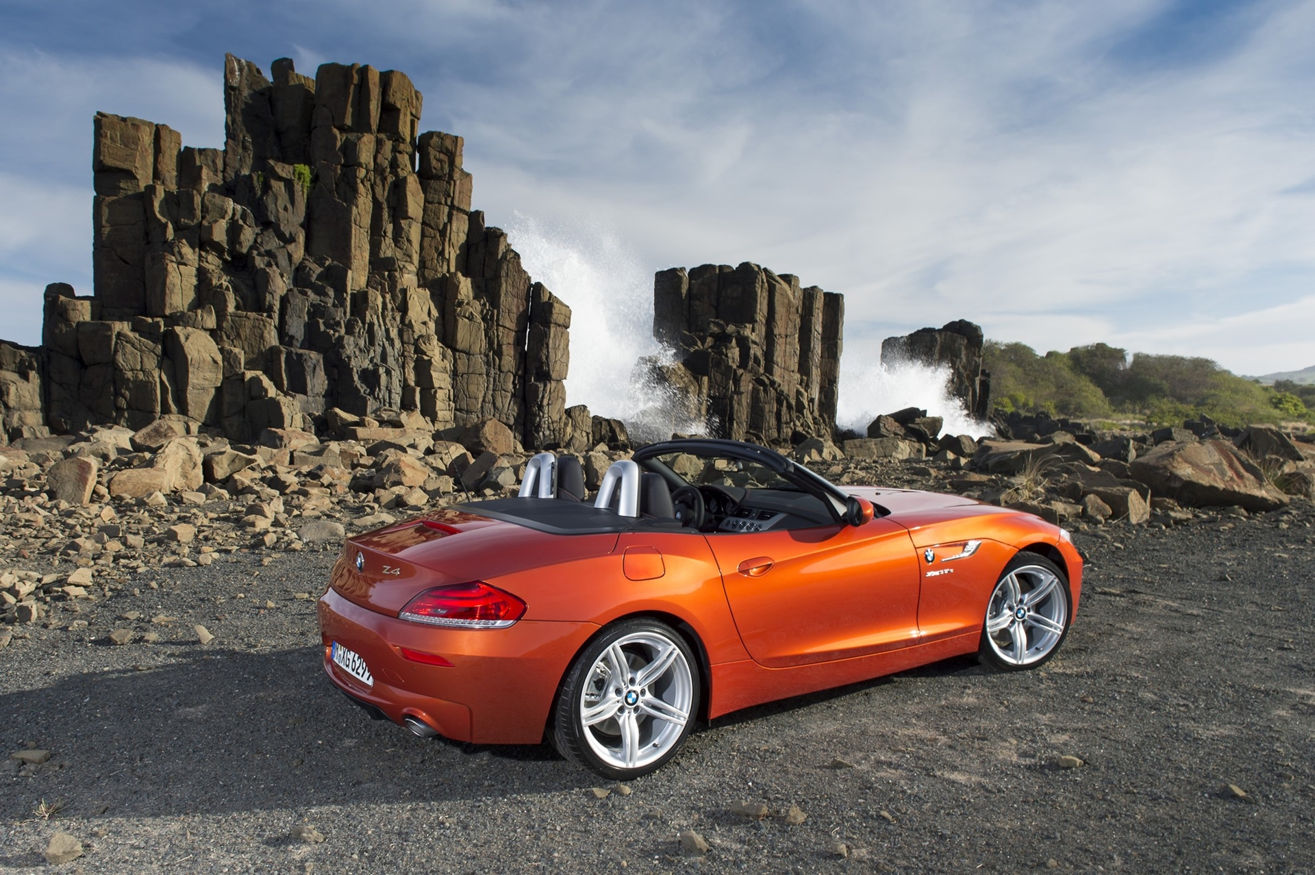 BMW Z4 United Kingdom