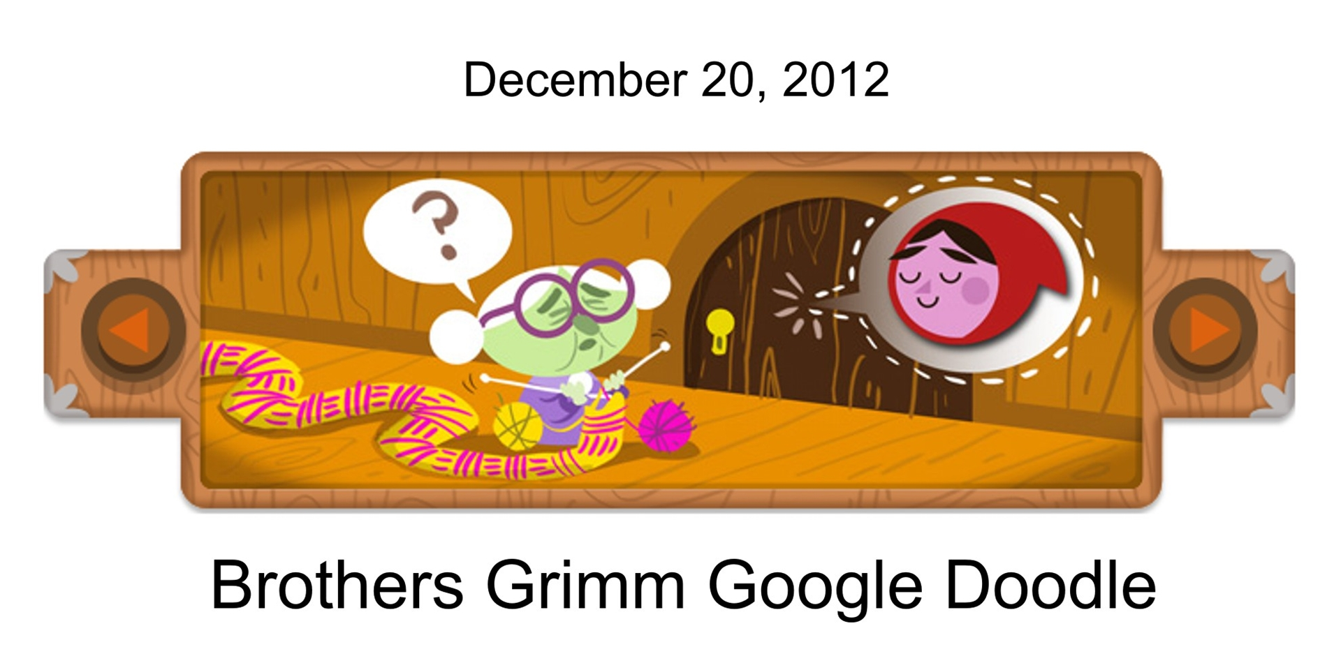 Brothers Grimm Google