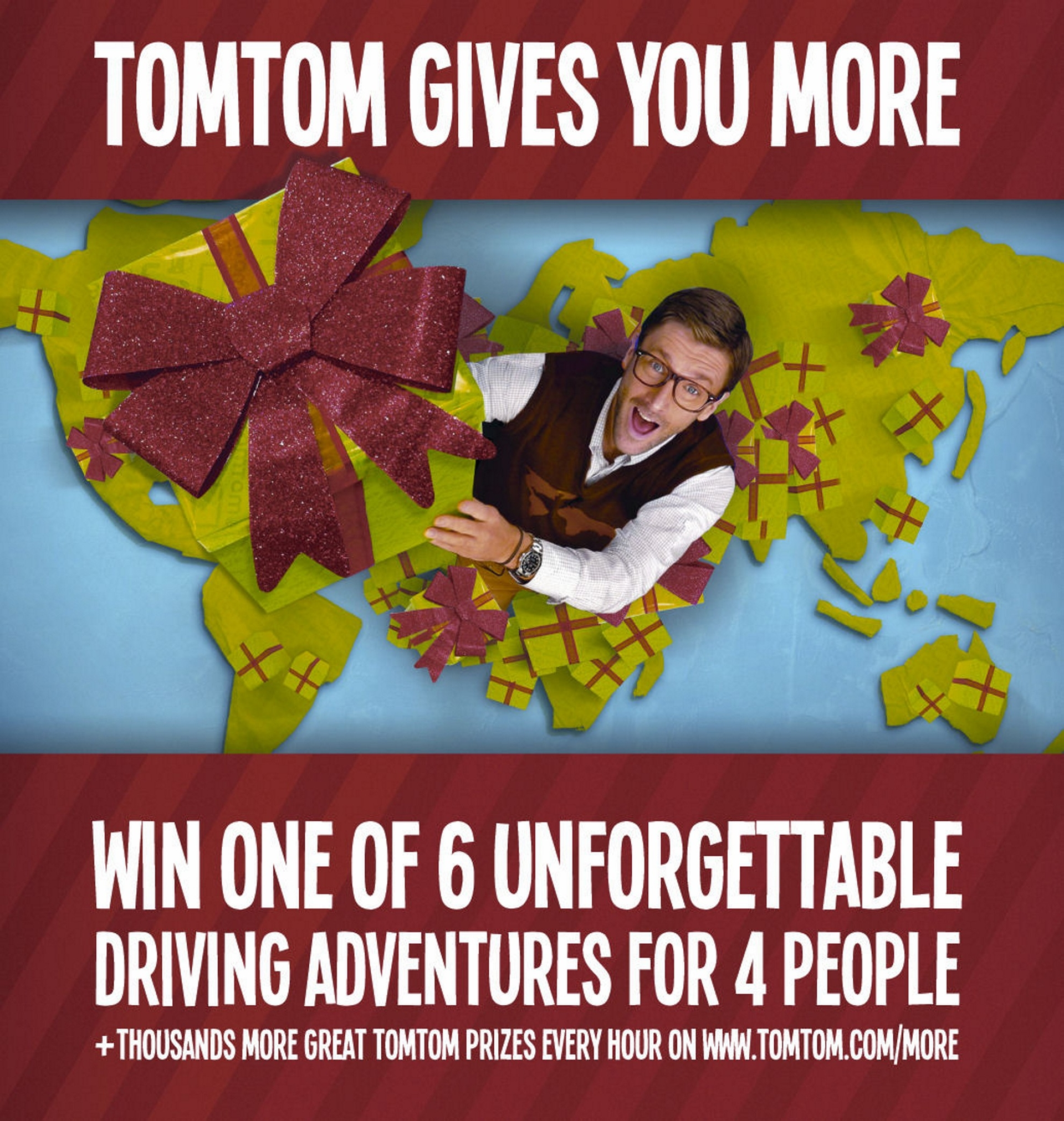 Car Games TomTom