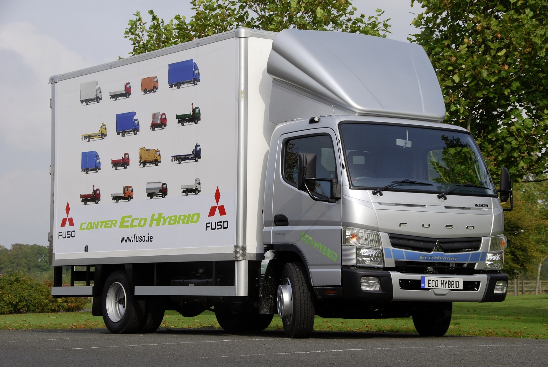Commercial Vehicle of the Year 2013