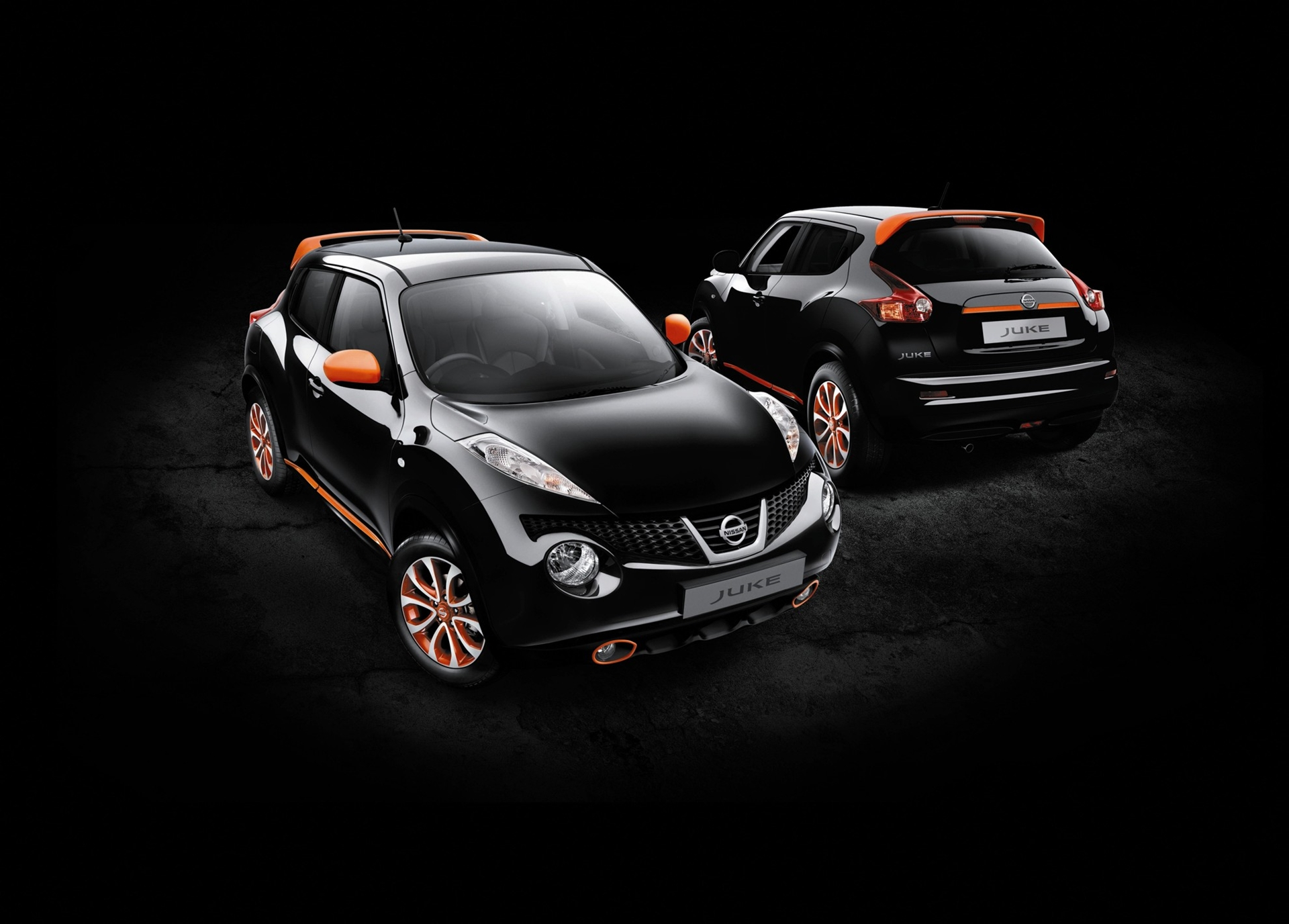 Customize Nissan Juke