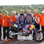 Dakar 2013 – KTM Motorcycles ready for the race