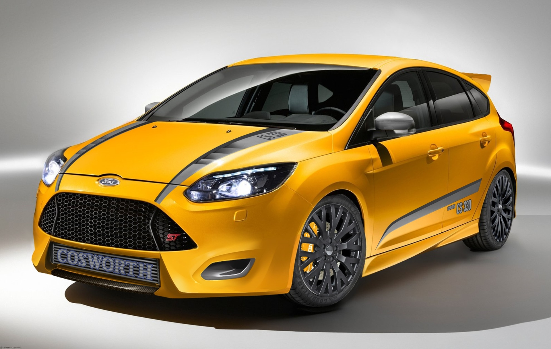 Ford Focus St Estate Declared Top Gear S Hot Hatch Of The Year