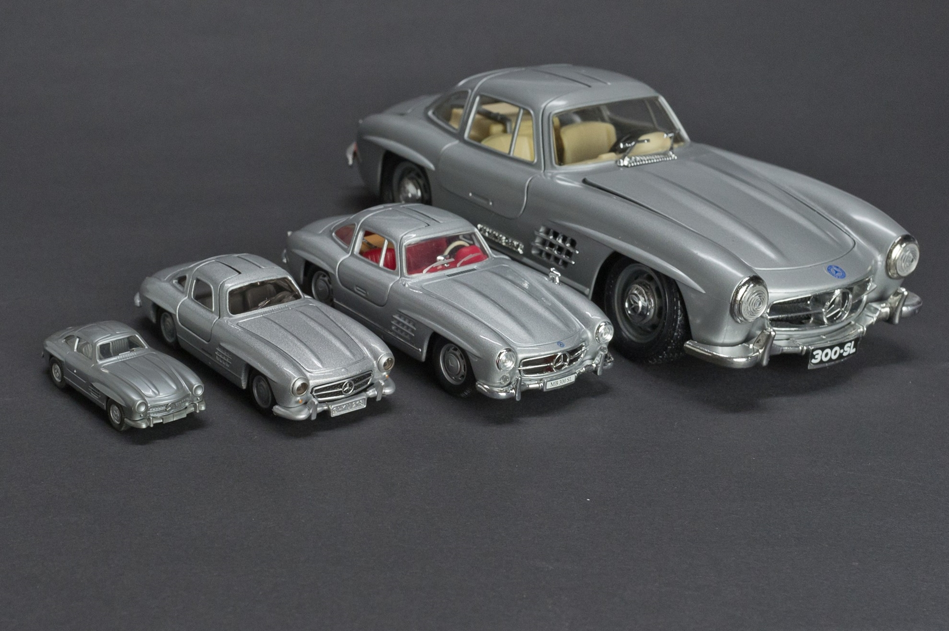 Mercedes-Benz Mini Toy Model Cars