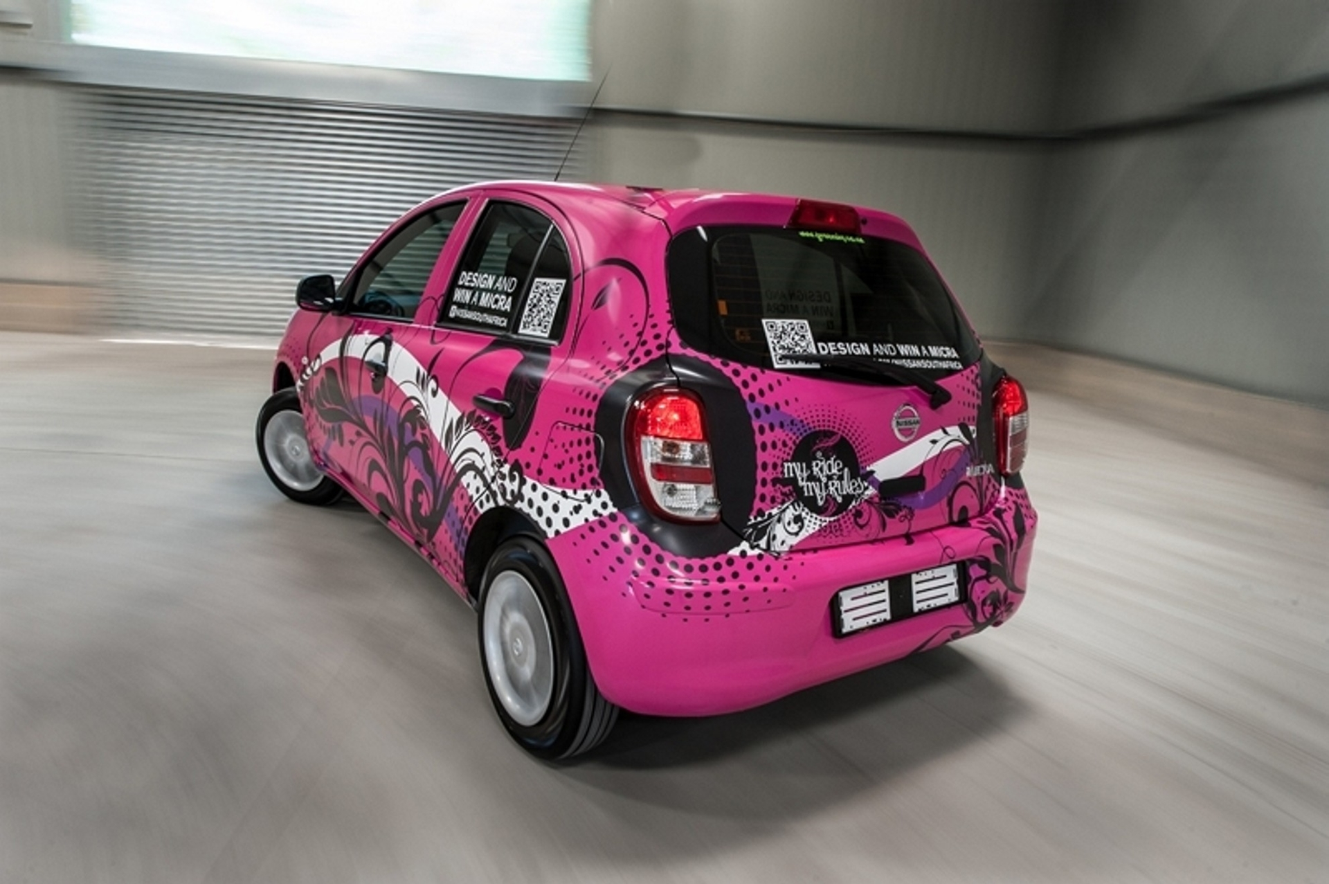 NISSAN MICRA - My Car, My Ride, My Rules