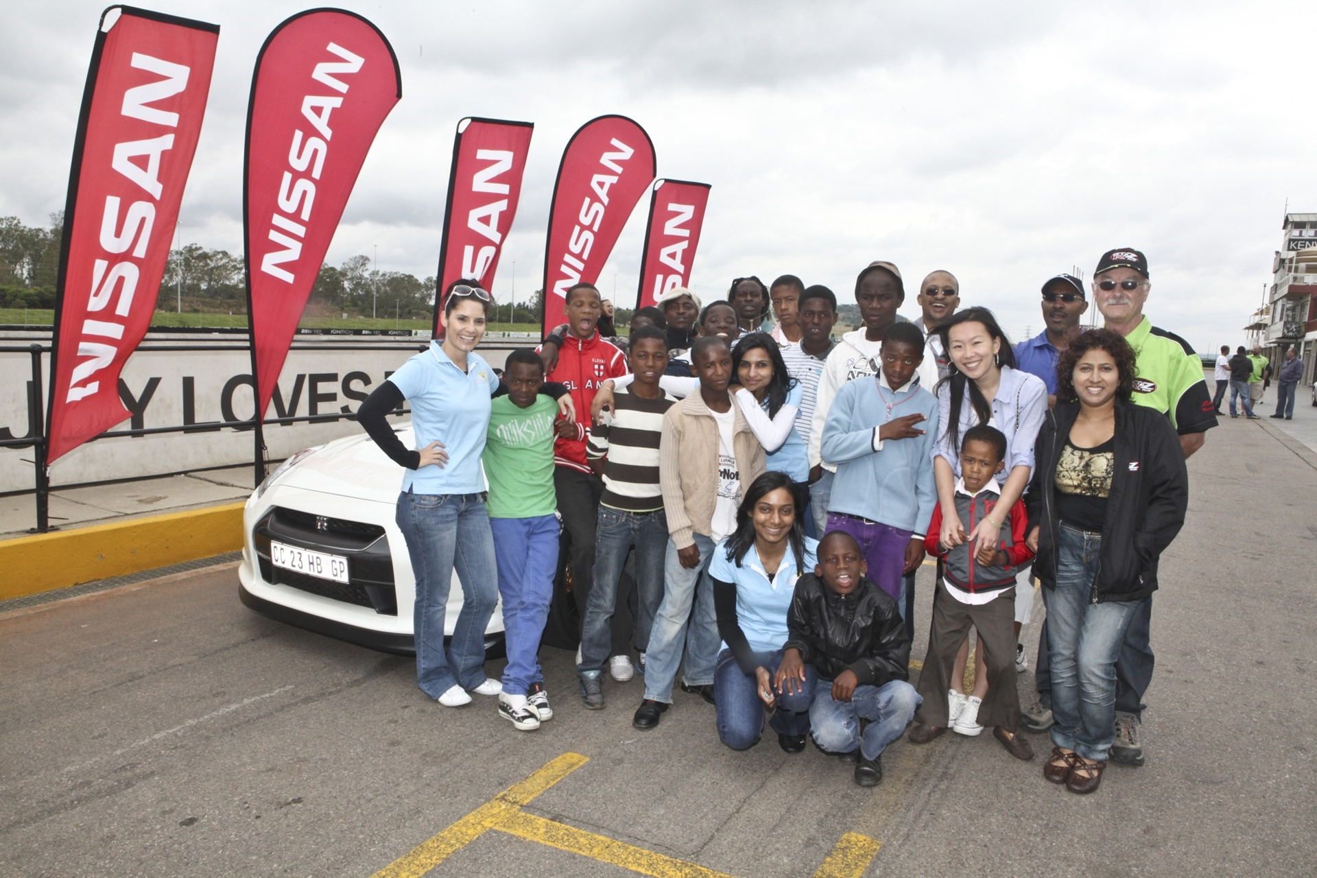 Nissan World Aids Day