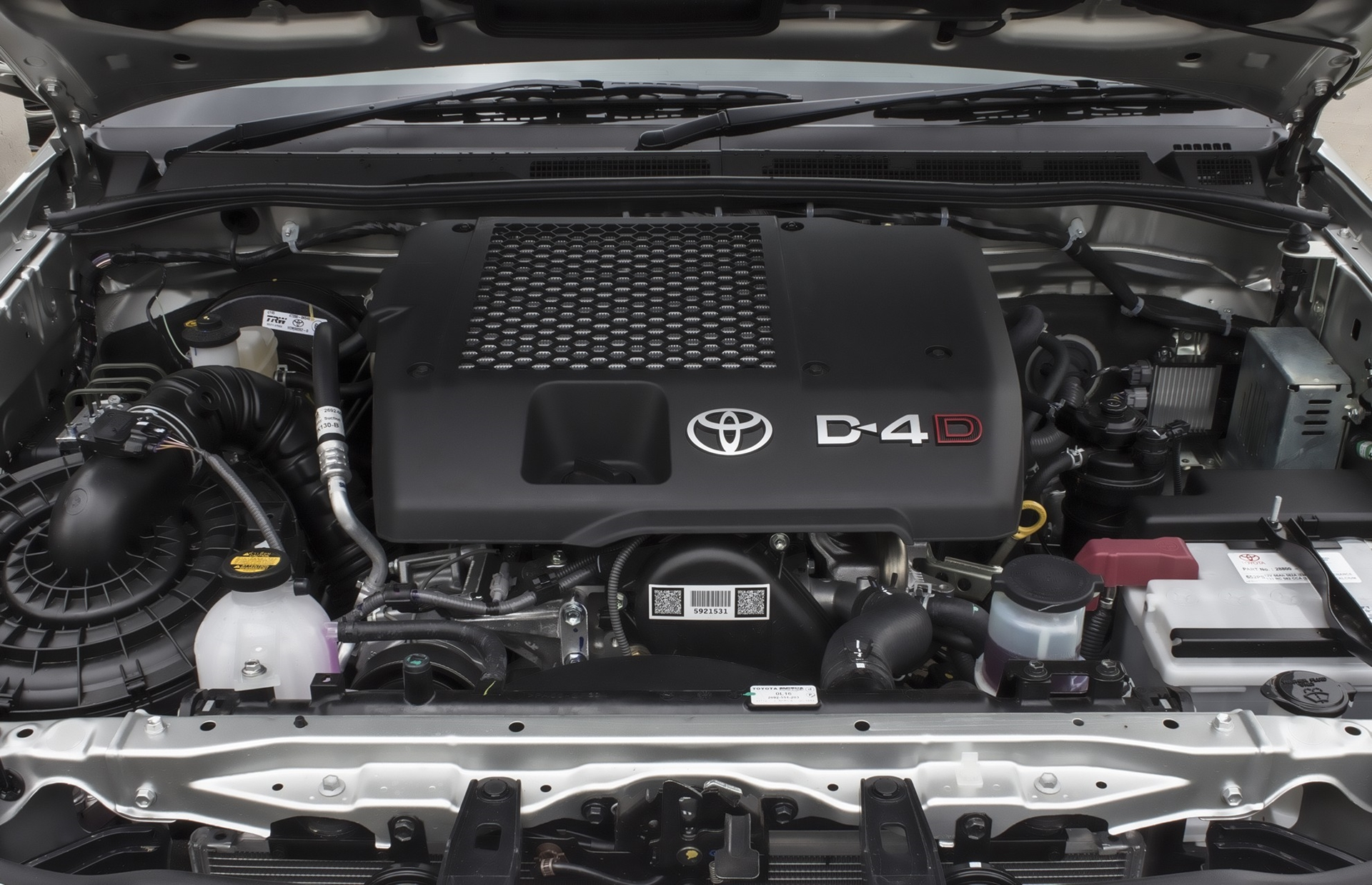 Toyota Hilux 2013 Engine