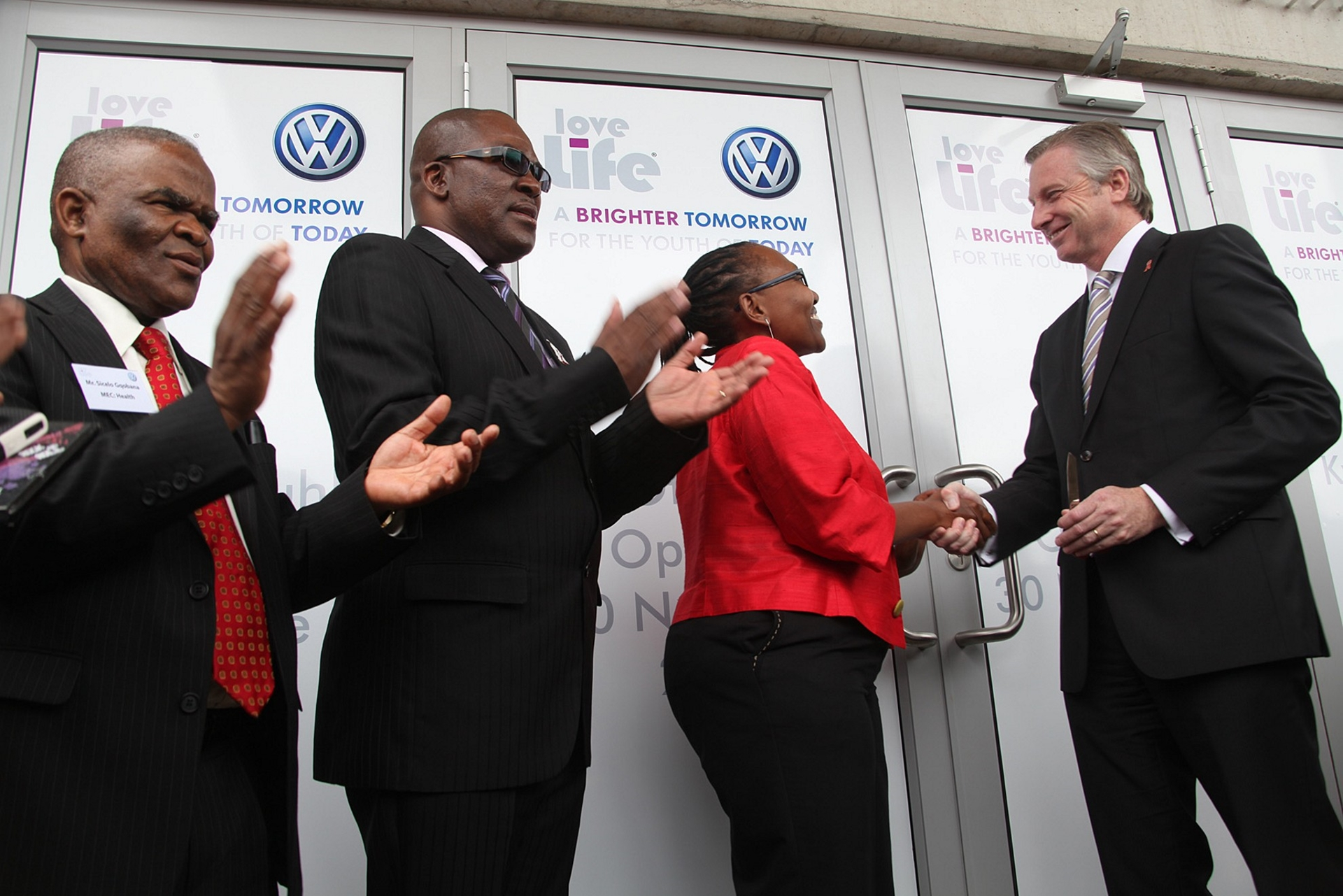 Volkswagen South Africa Aids