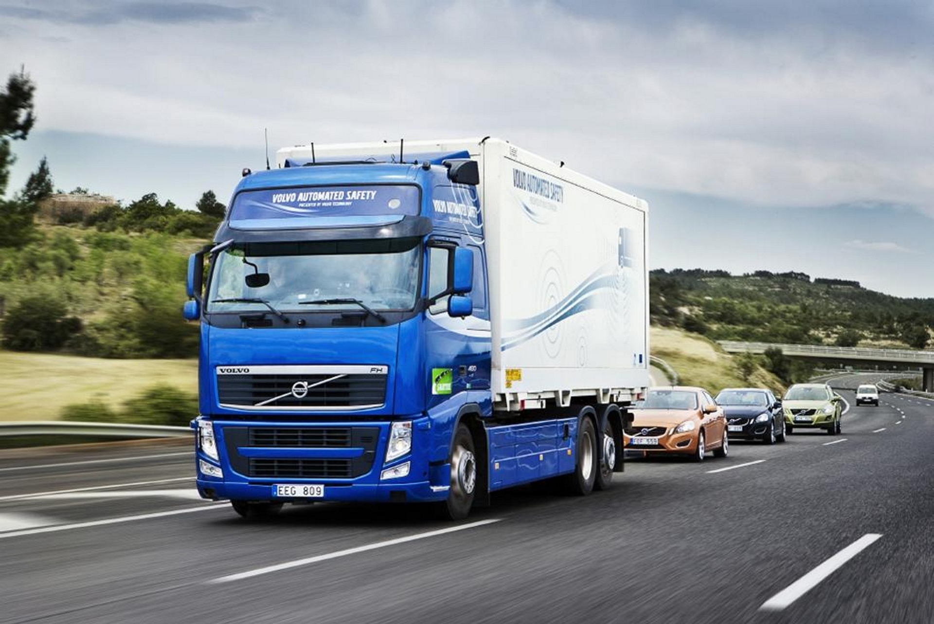 Volvo Trucks Wireless