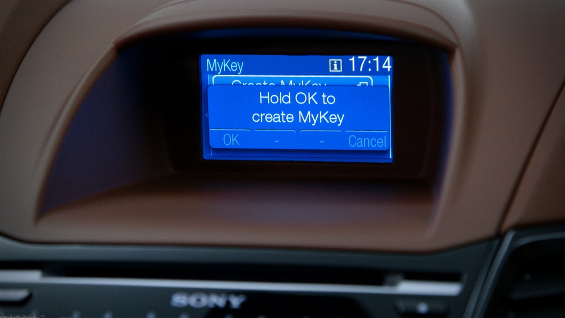 Ford s Innovative MyKey System Gives Parents Peace of Mind