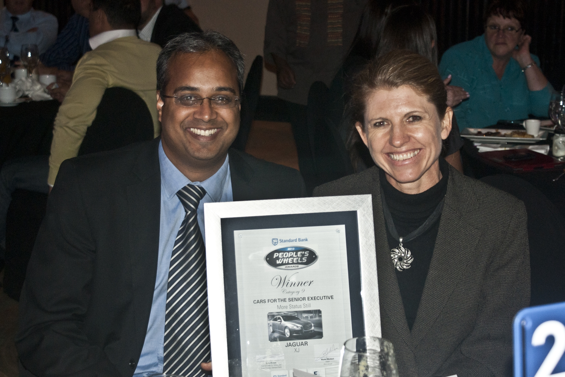 Car of the Year Standard Bank 2013 - 08