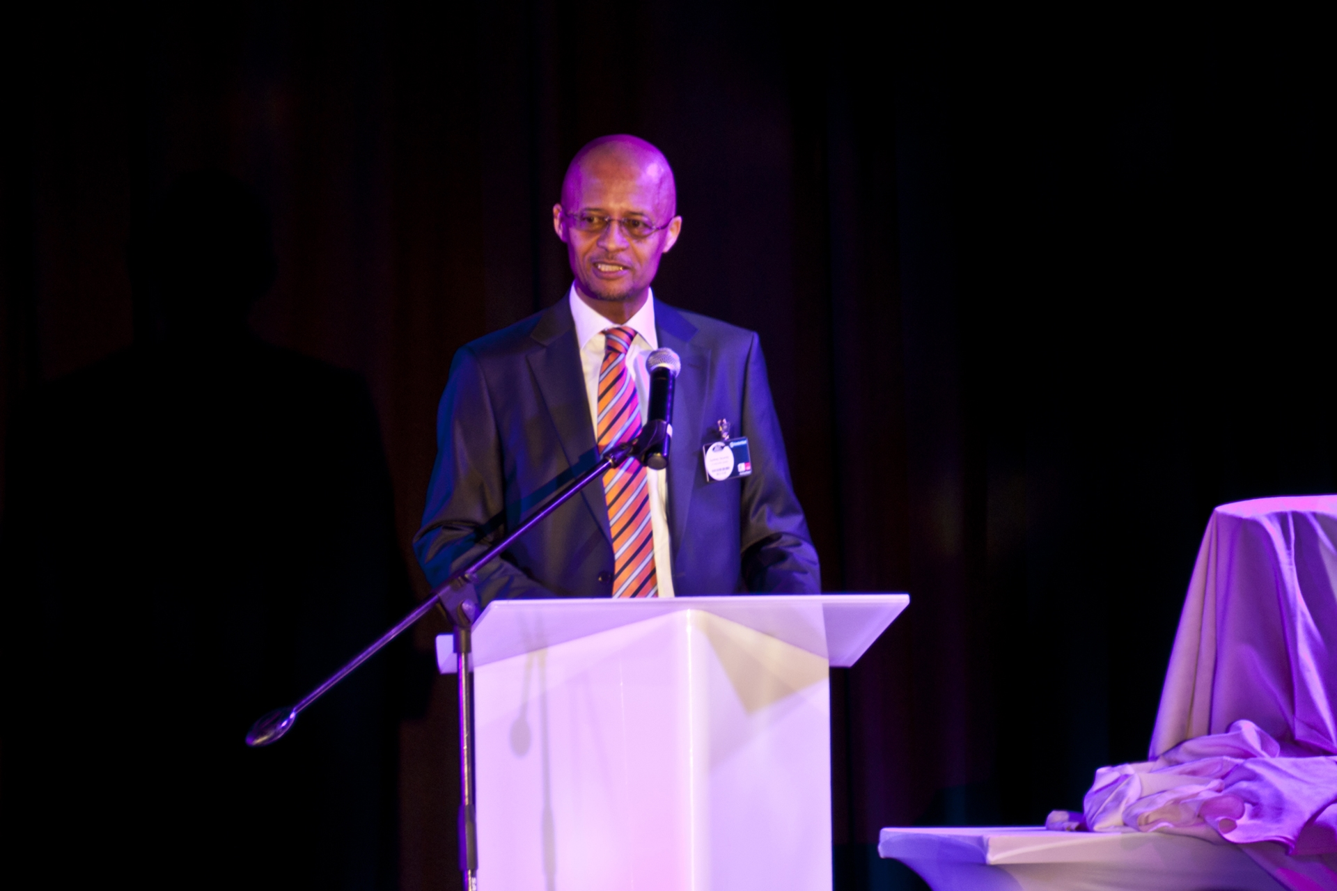 Standard Bank Car of the Year Speaker