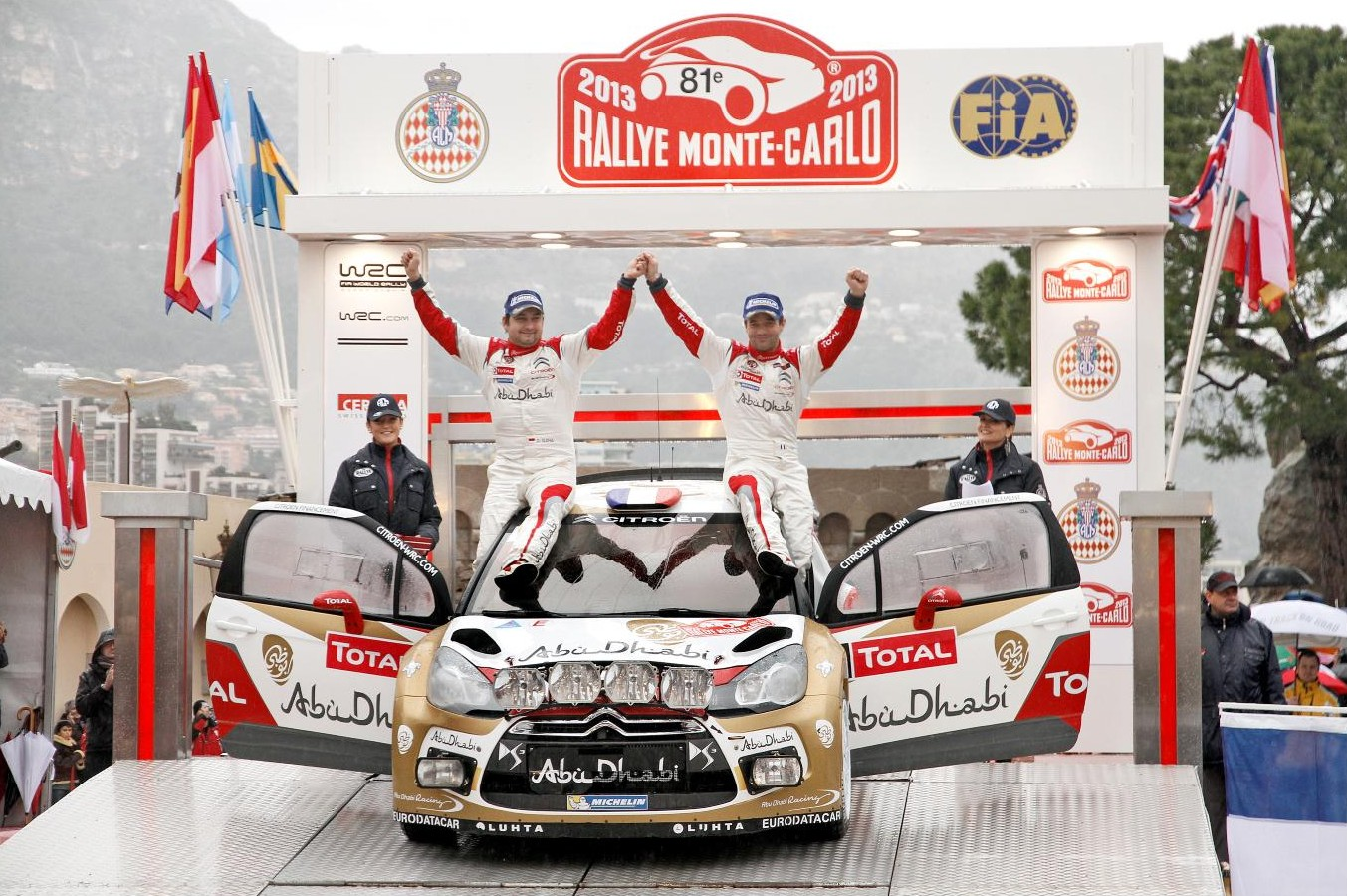 Abu Dhabi World Rally Team
