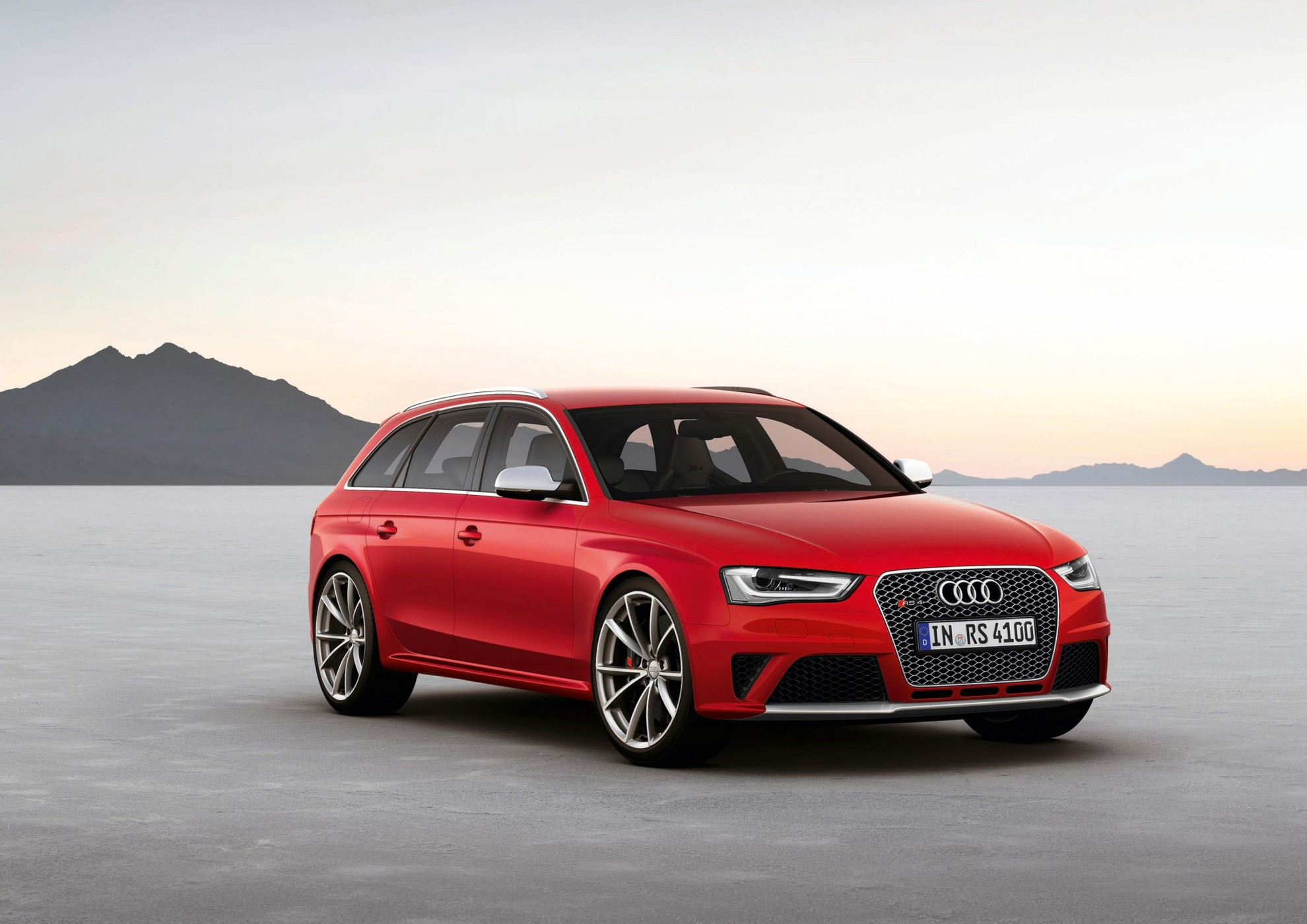 Audi RS4 Avant – now available in South Africa