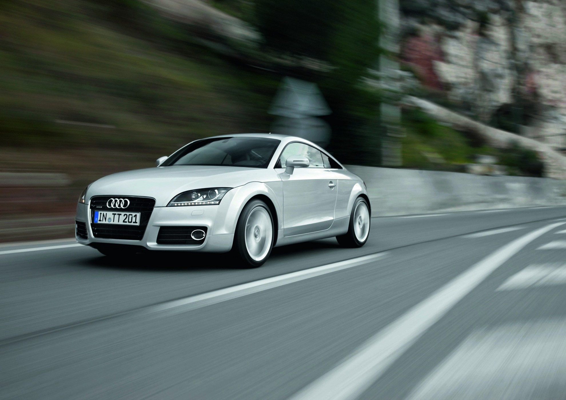 Audi TT Coupe South Africa