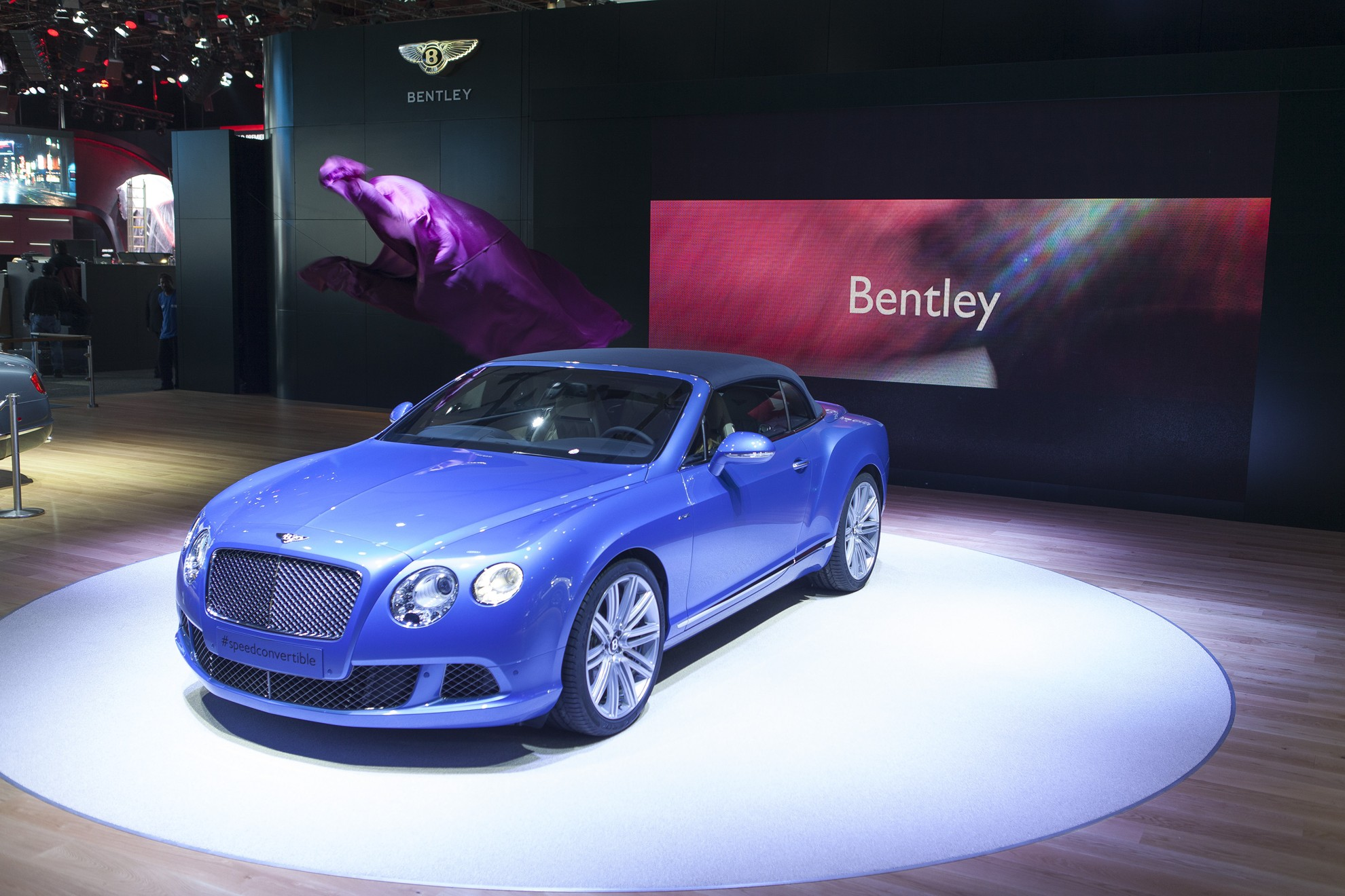 Bentley Car Shows