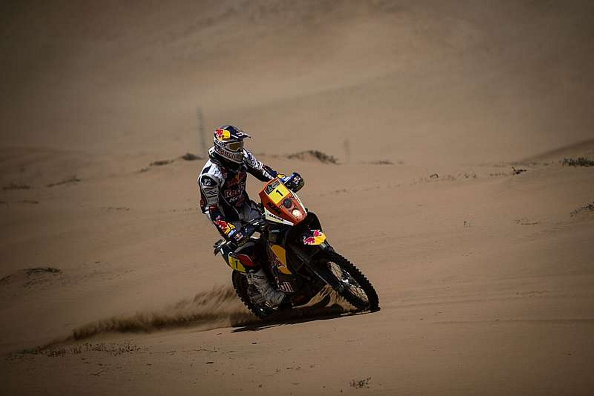Cyril Despes Dakar 2013