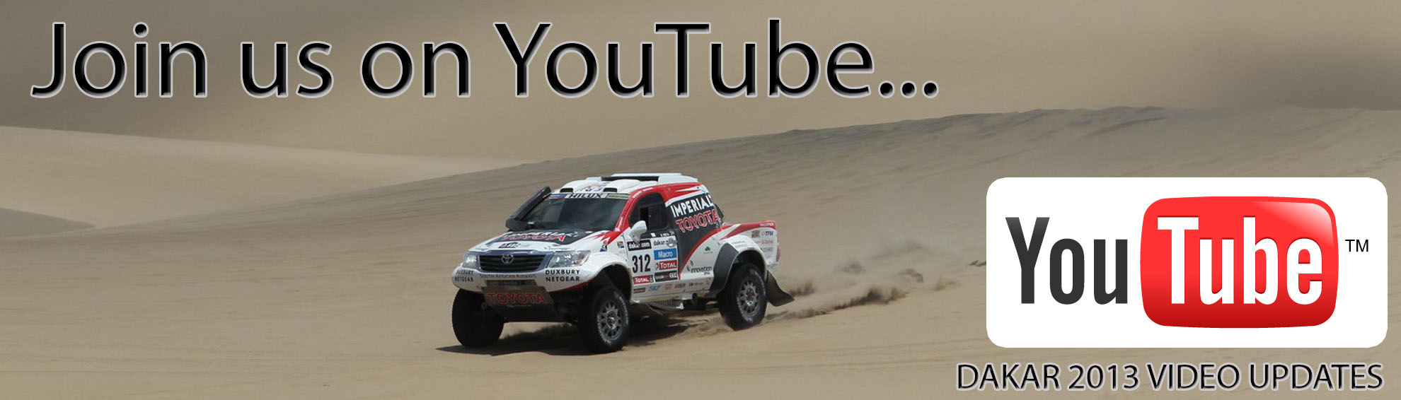 Dakar Rally YourTube