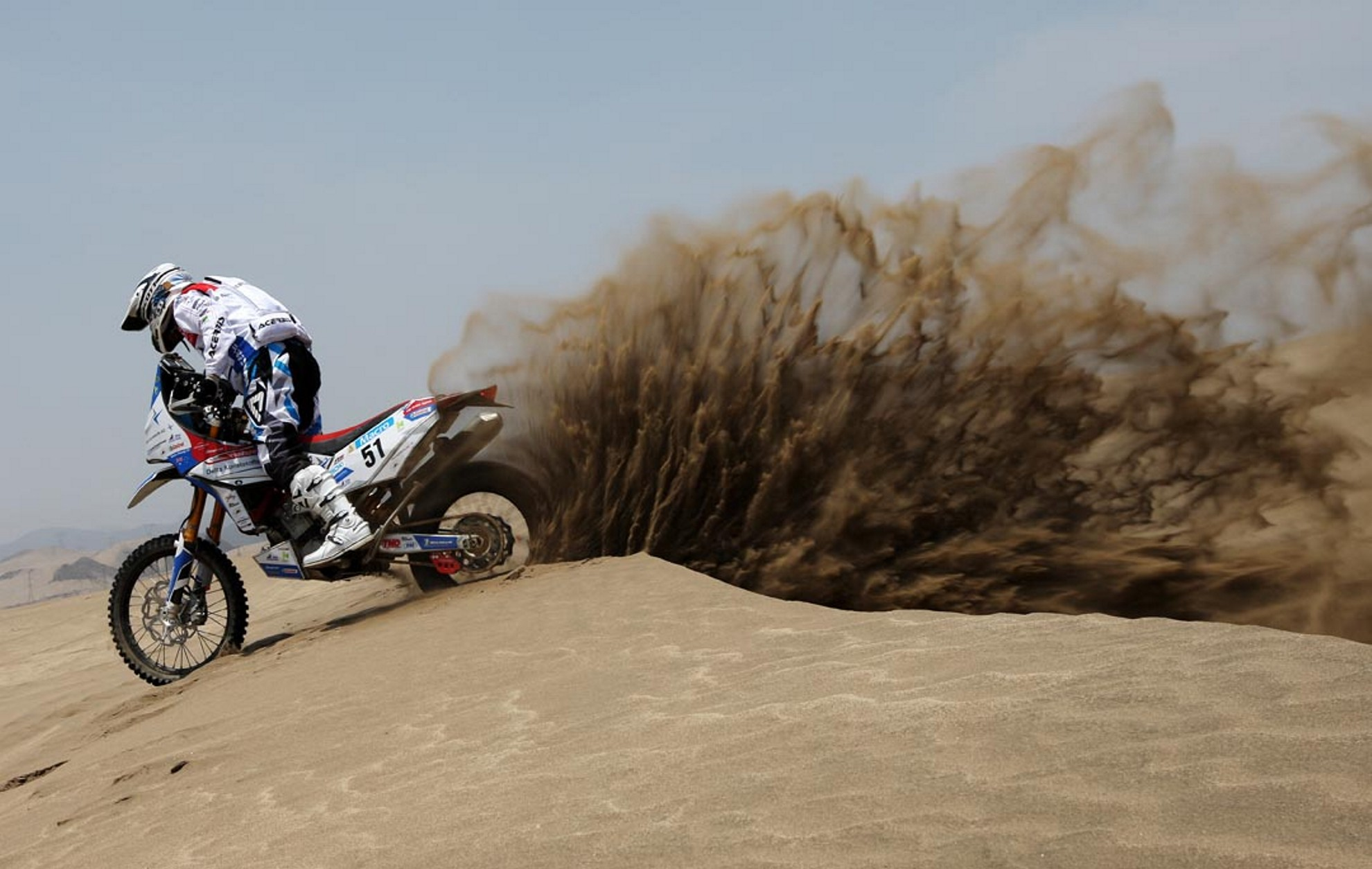 Don Hatton Dakar 2013