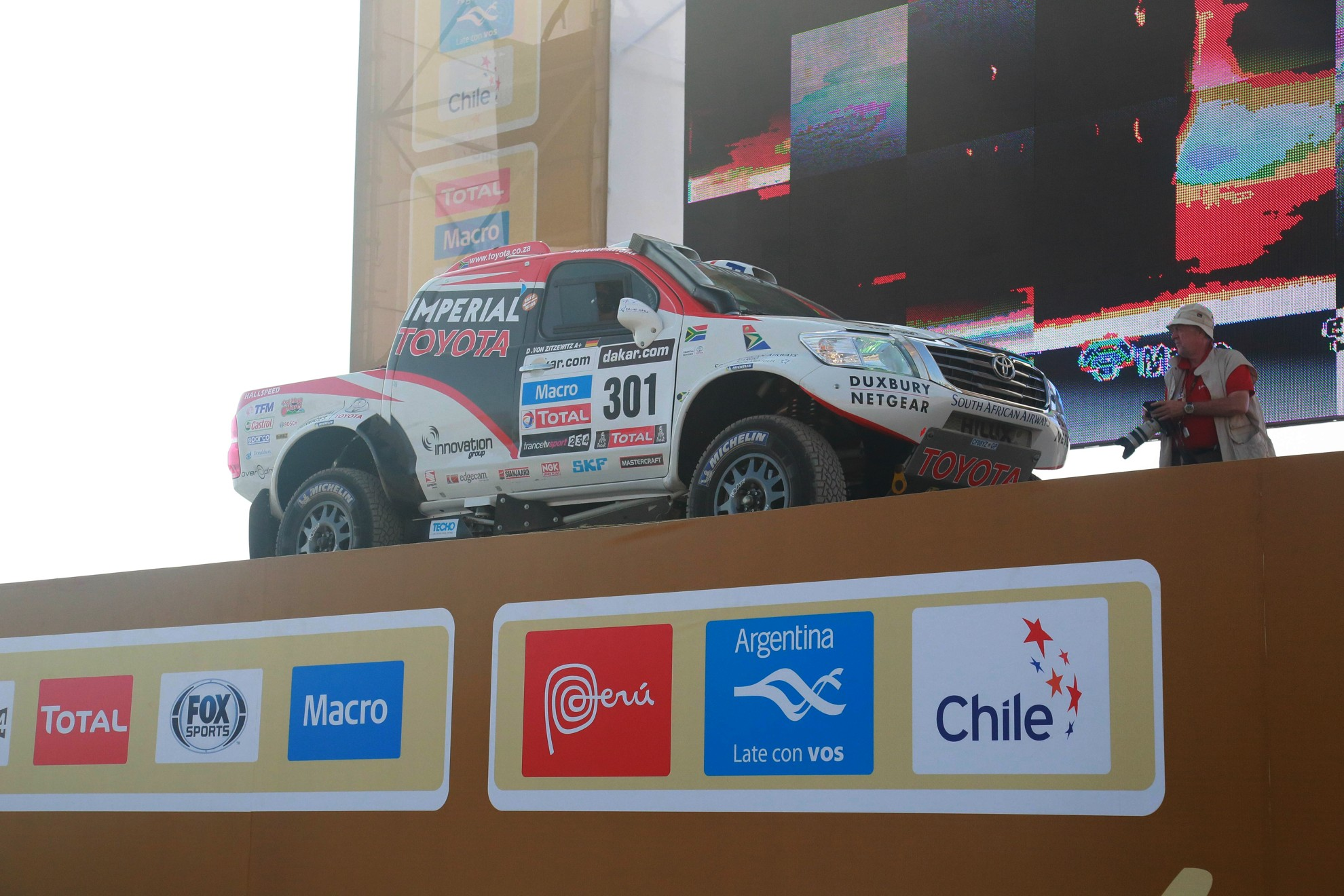 Imperial Toyota Hilux