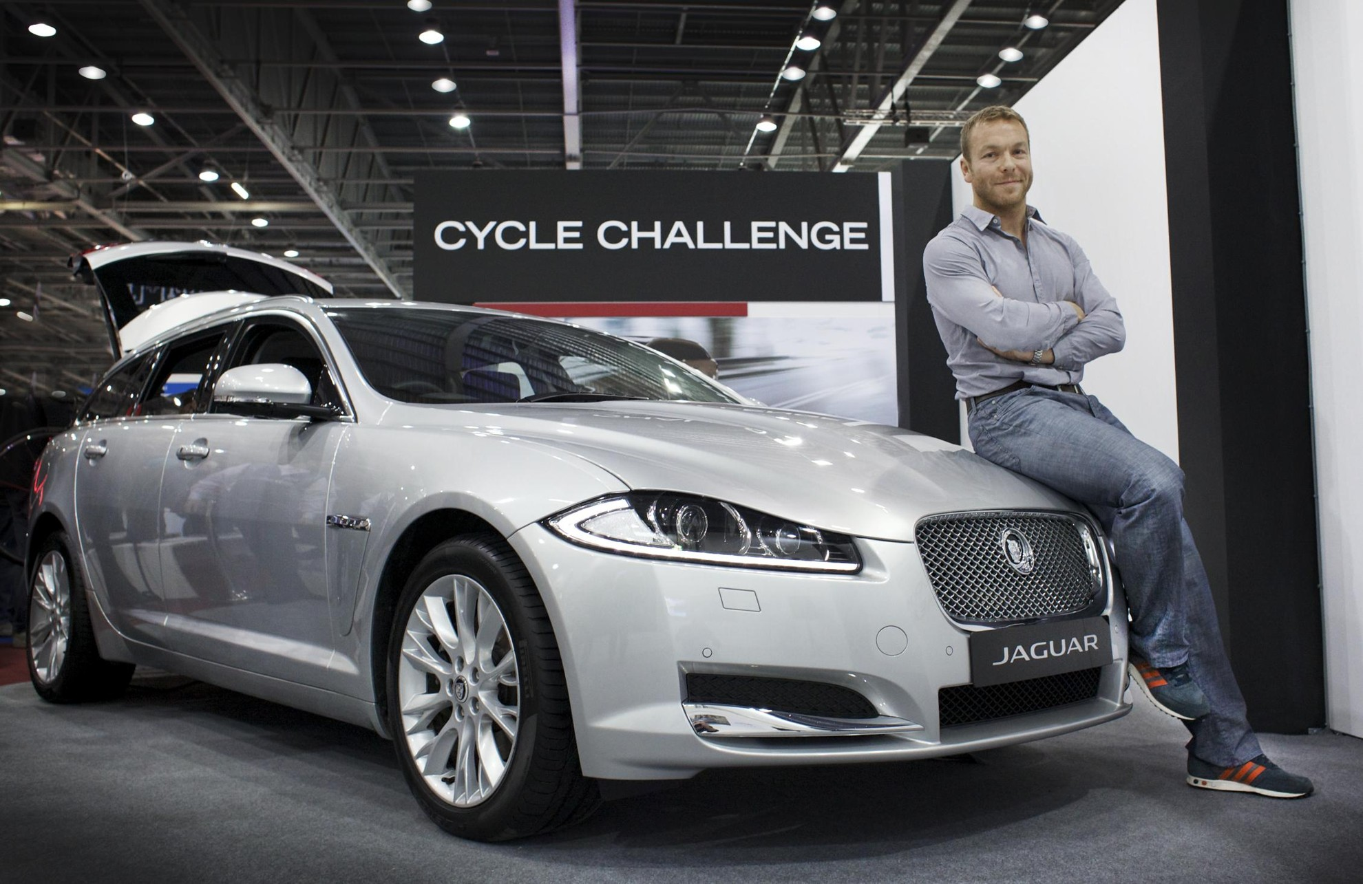 Jaguar Cycle Challenge