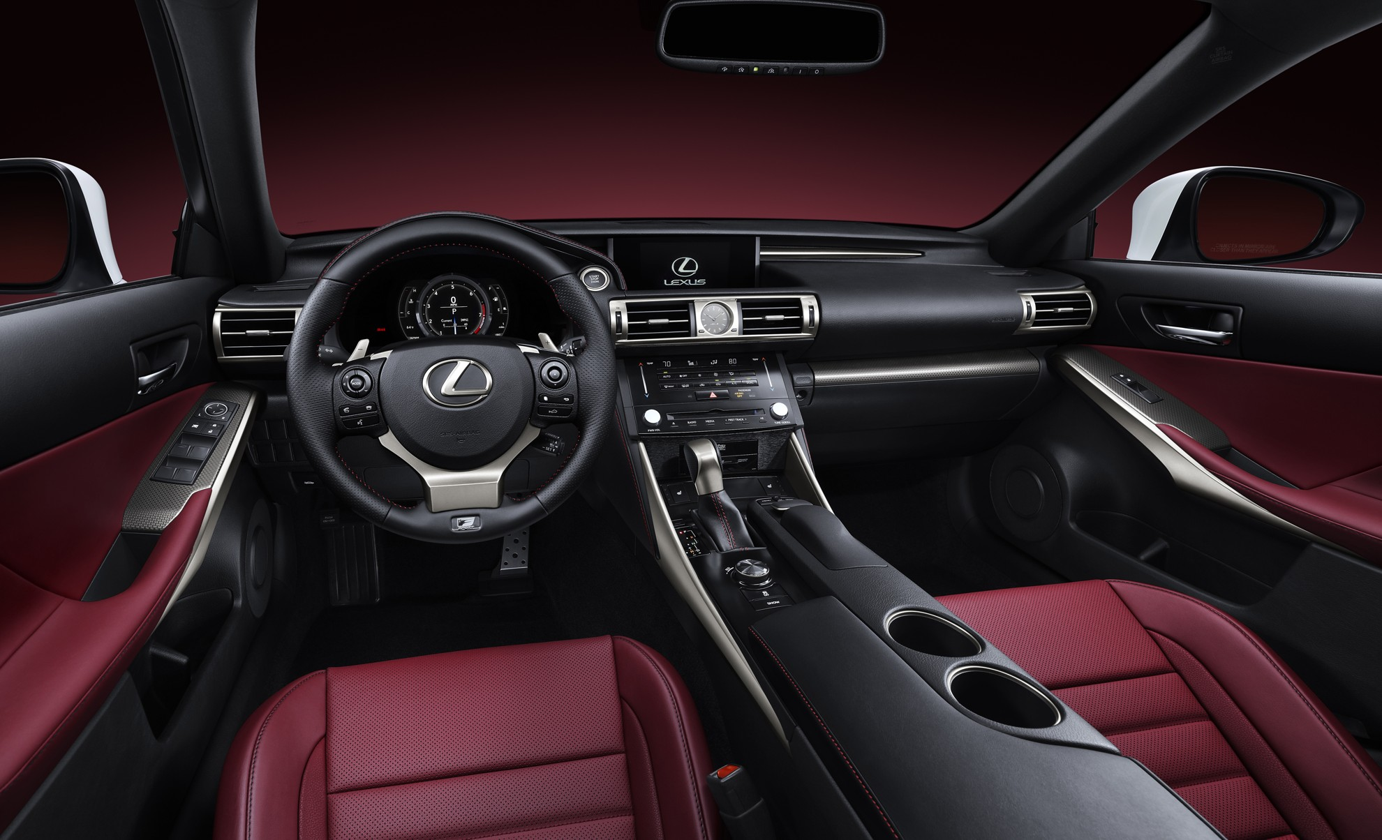 Lexus Is Inside