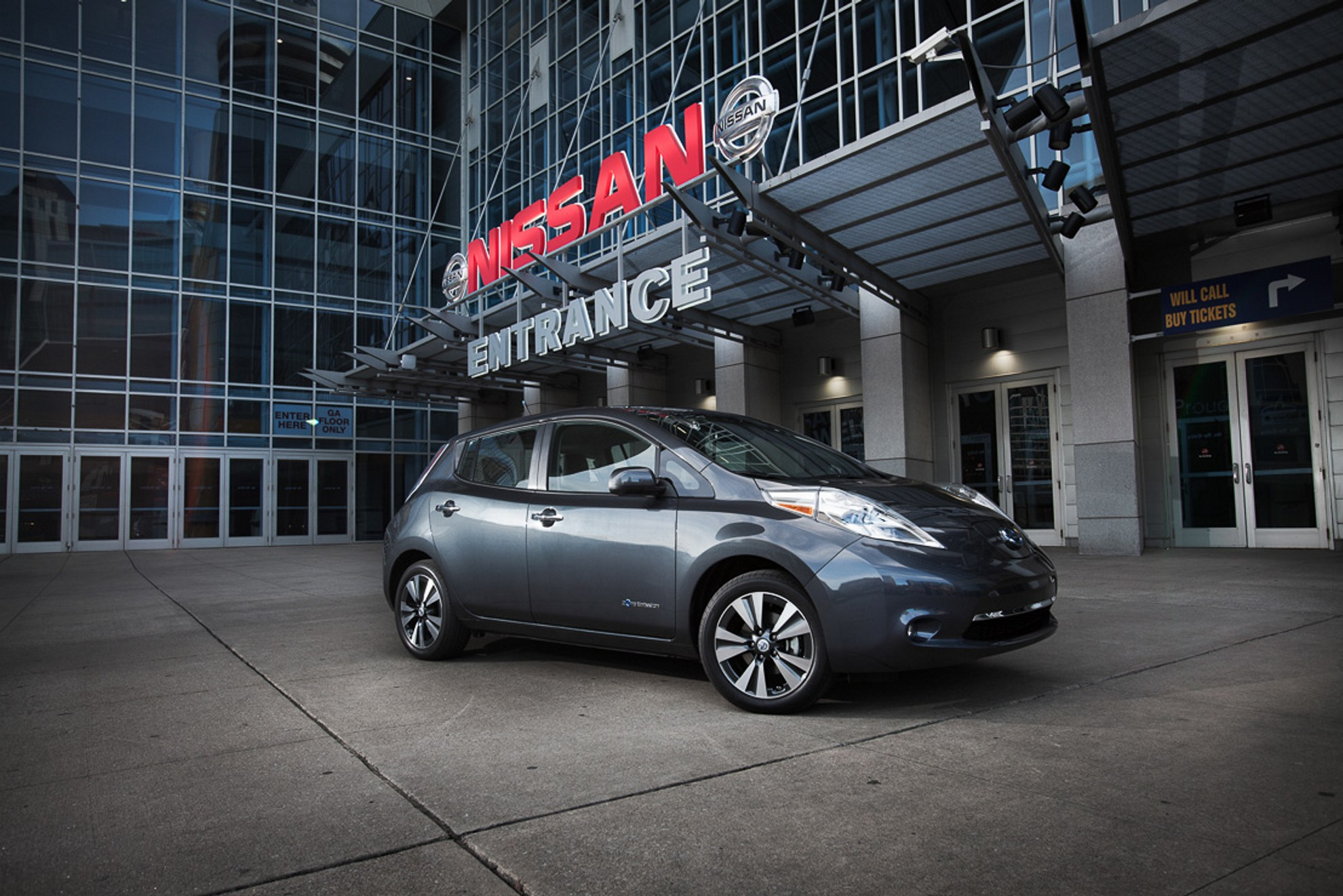 Nissan Leaf Sale