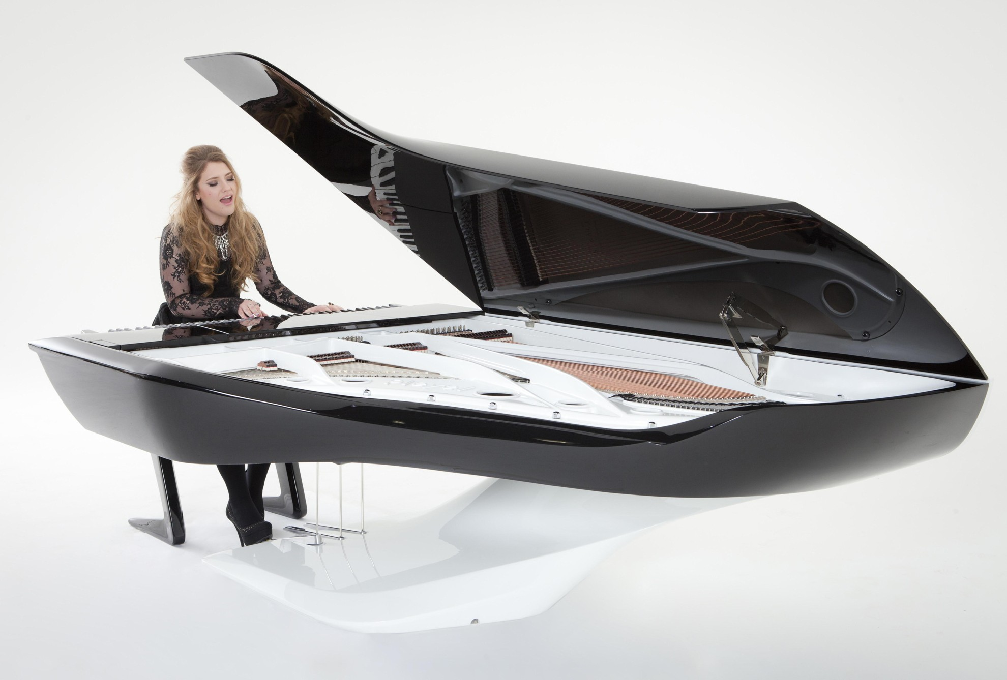 Peugeot Design Lab Pleyel piano