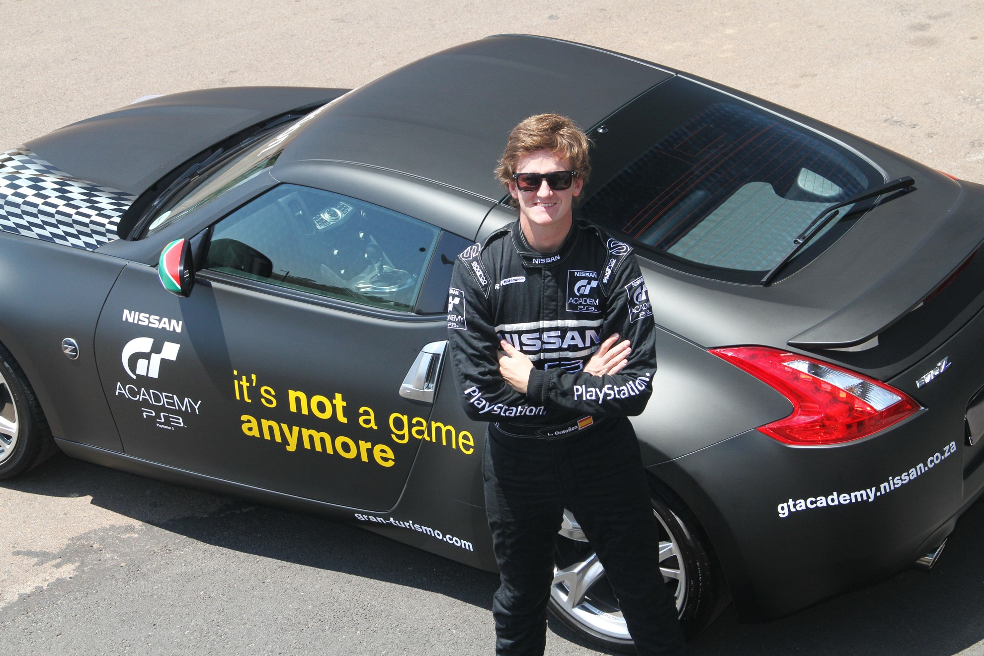 South Africa GT Academy
